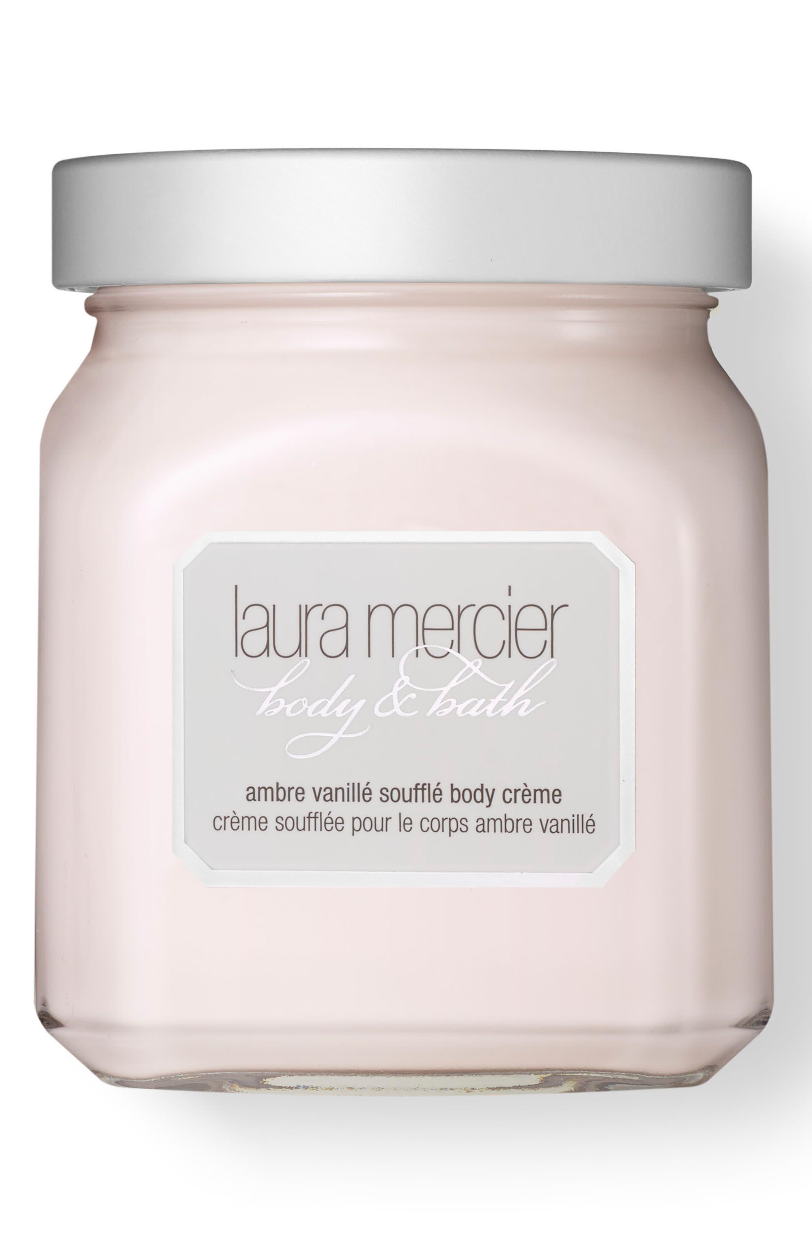 Laura Mercier 'Ambre Vanillè' Soufflé Body Crème
