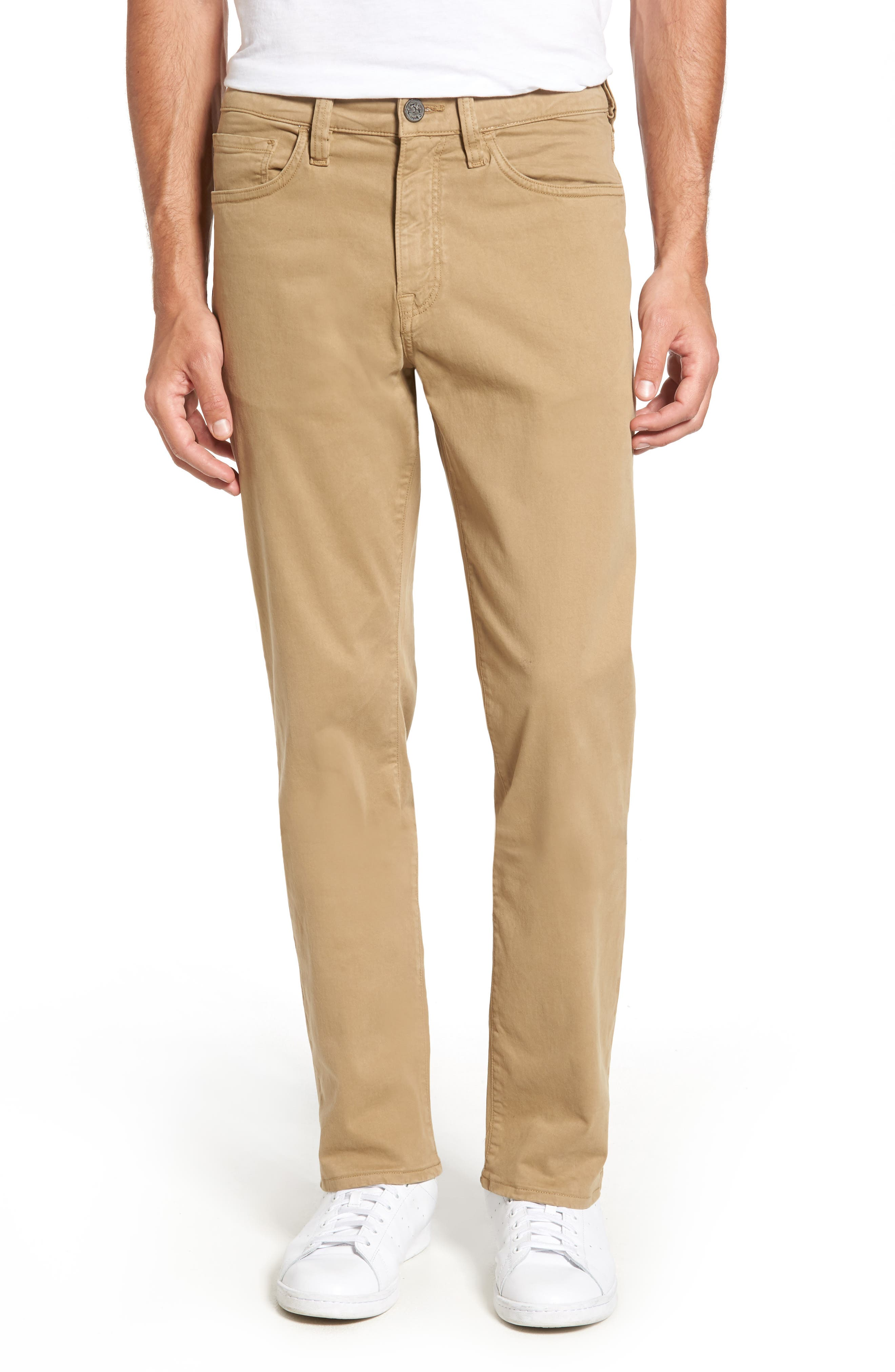 'Charisma' Classic Relaxed Fit,                         Main,                         color, Khaki Twill