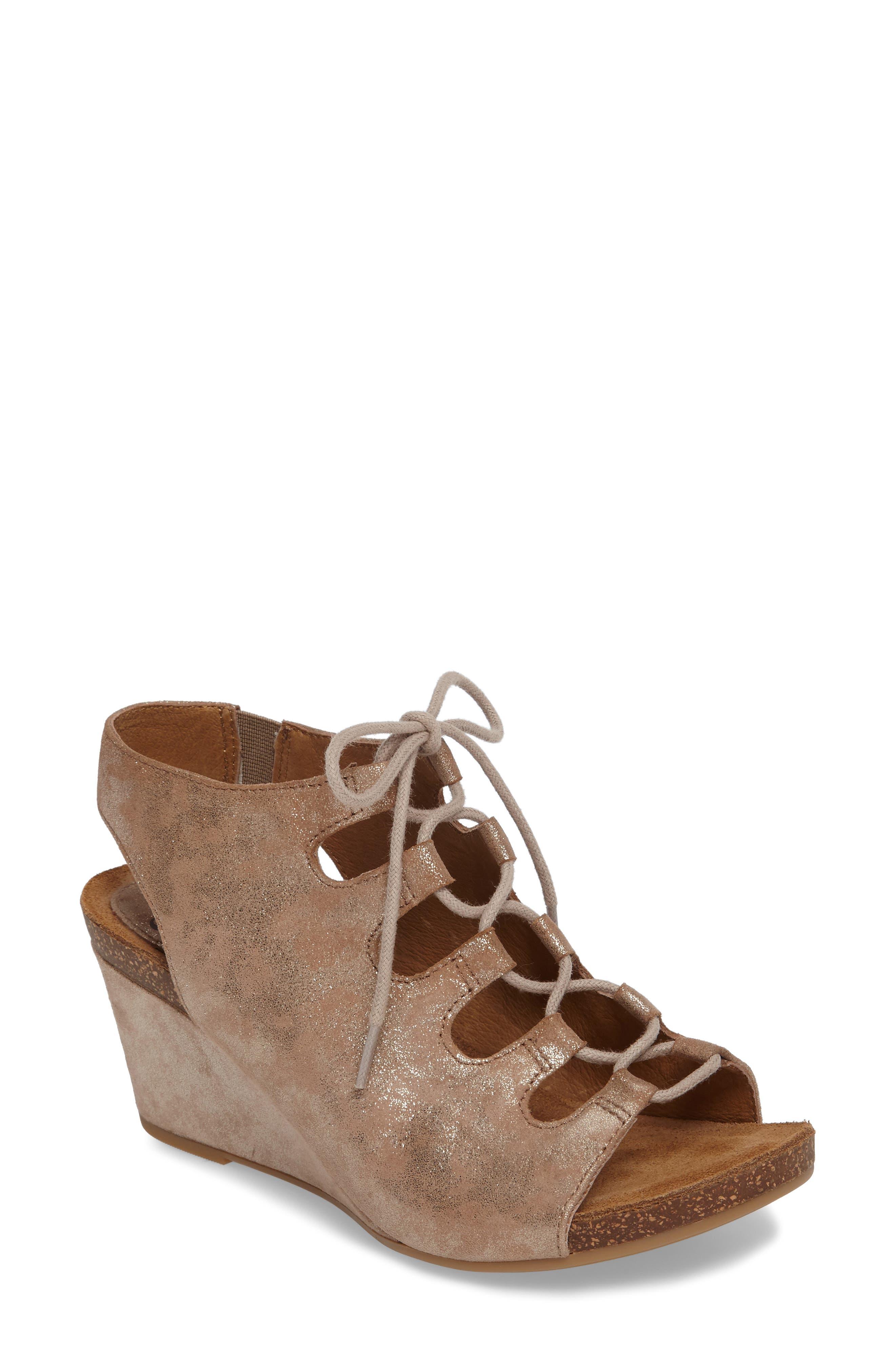 Söfft Maize Wedge Sandal (Women)