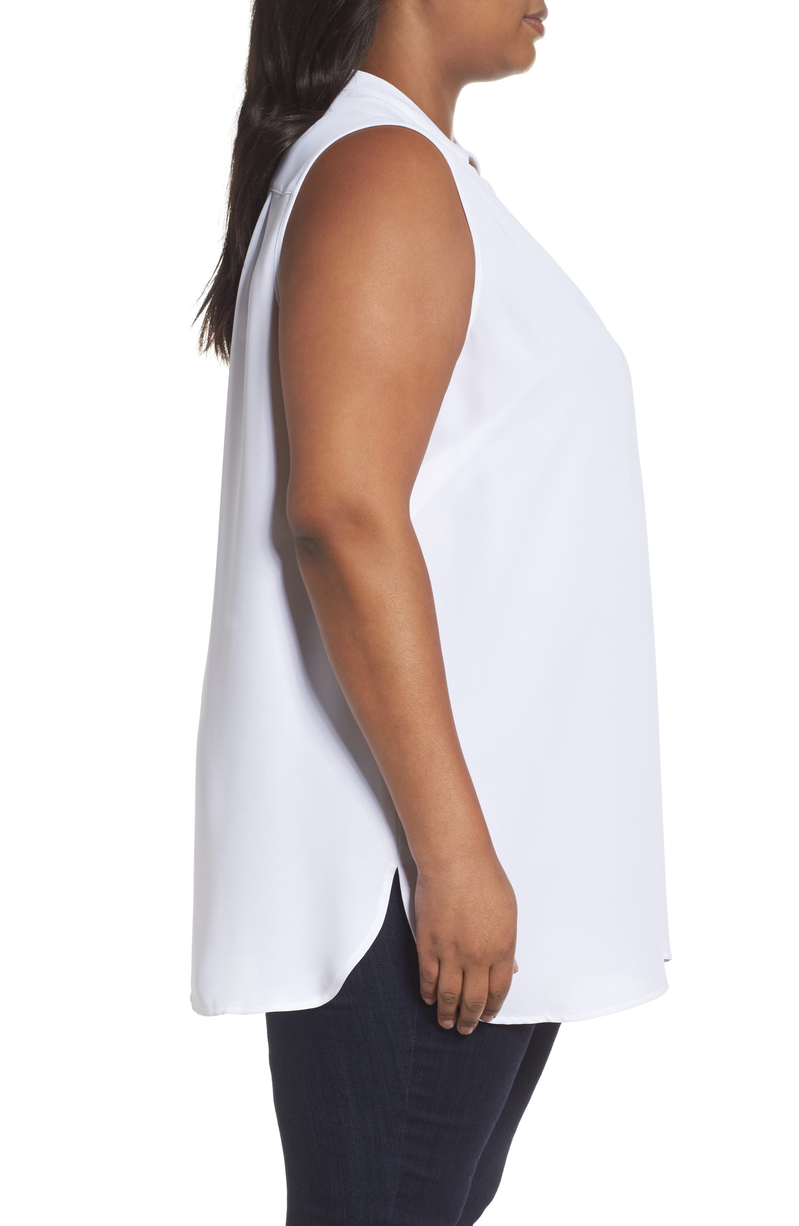 Alternate Image 3  - NIC+ZOE Forget Me Not Top (Plus Size)