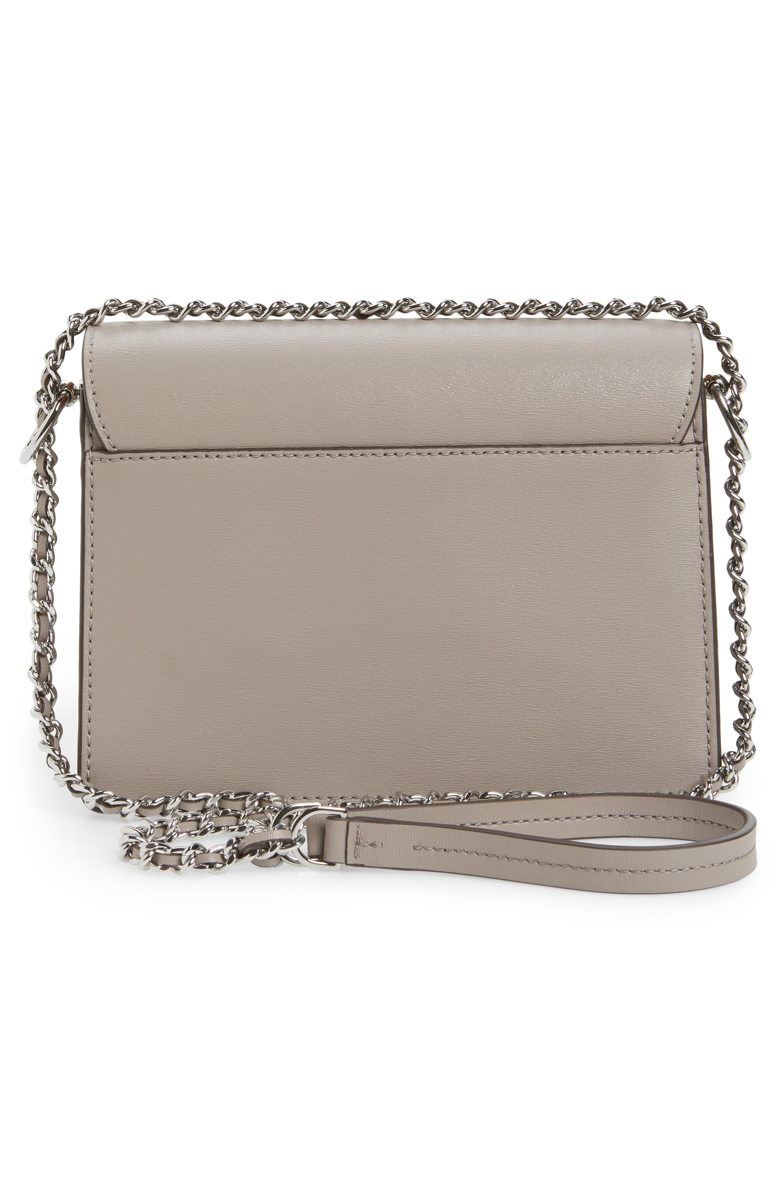Alternate Image 3  - Tory Burch Parker Leather Shoulder/Crossbody Bag