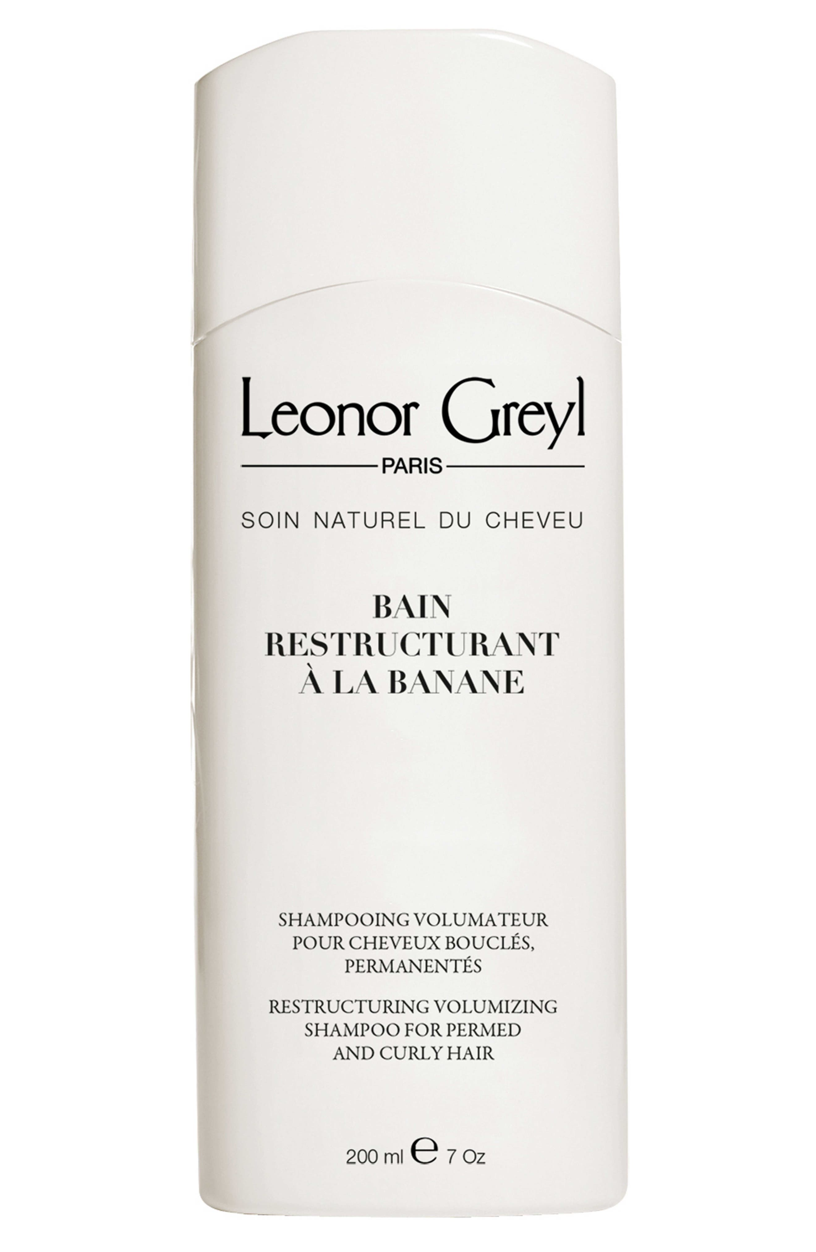 Alternate Image 1 Selected - Leonor Greyl PARIS 'À la Banane' Restructuring Shampoo