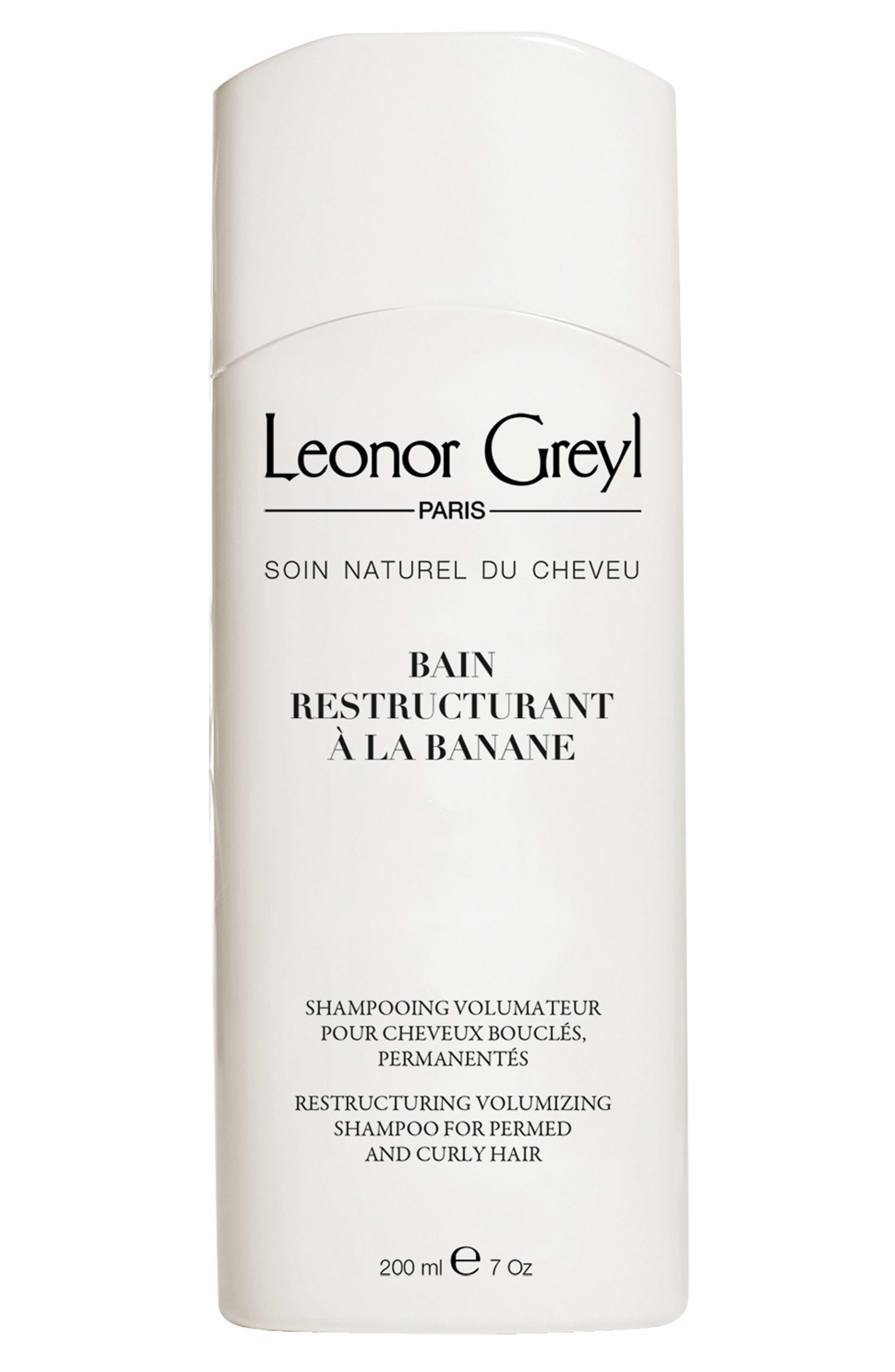 Leonor Greyl PARIS 'À la Banane' Restructuring Shampoo