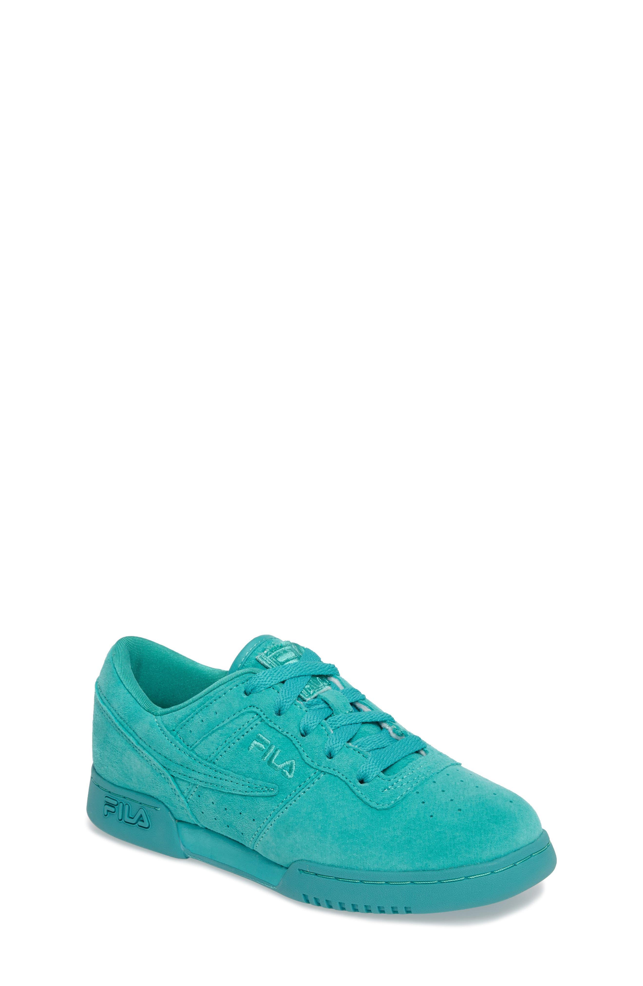 Alternate Image 1 Selected - FILA Original Fitness Sneaker (Big Kid)