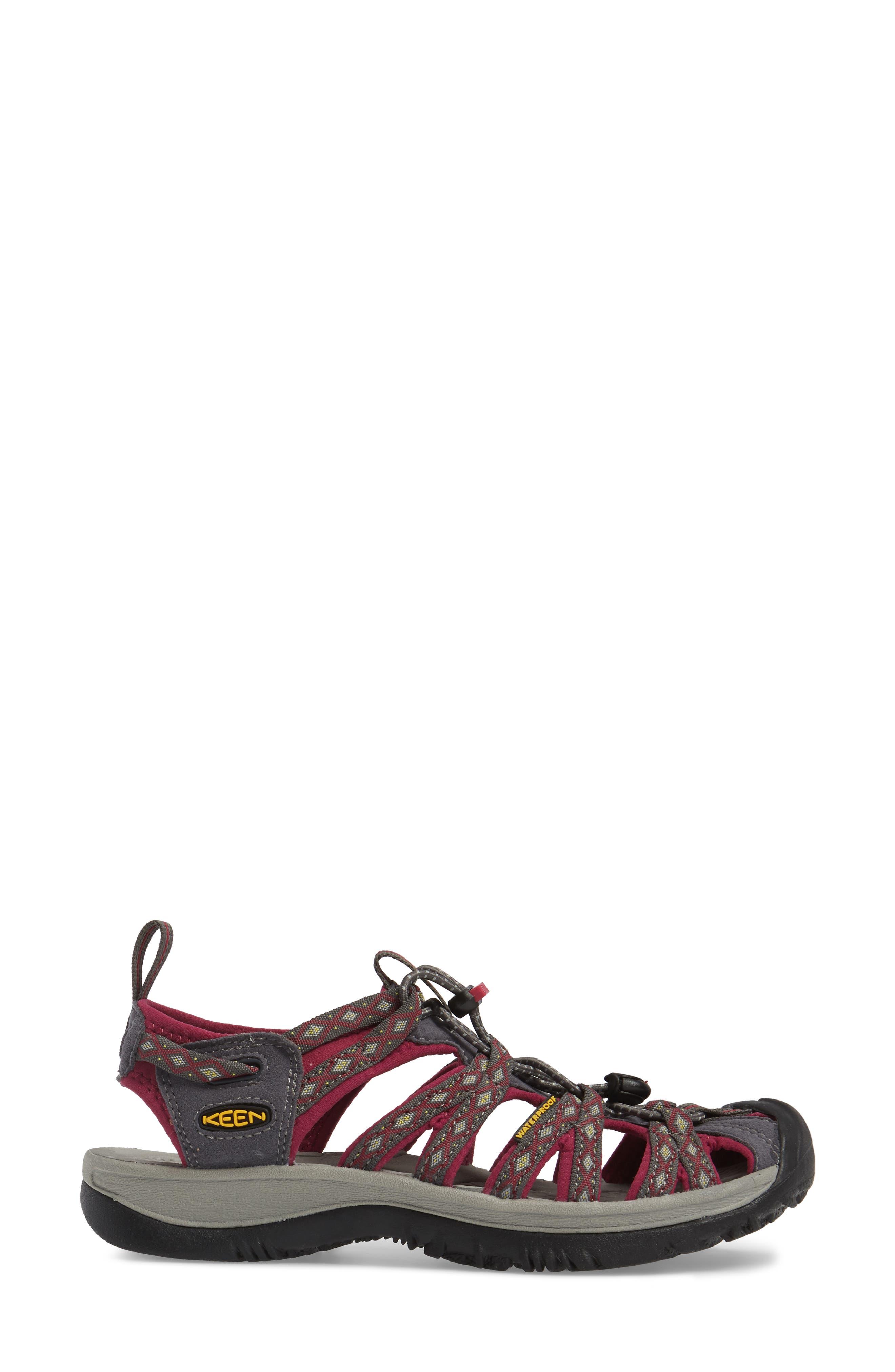 Alternate Image 3  - Keen 'Whisper' Water Friendly Sport Sandal (Women)