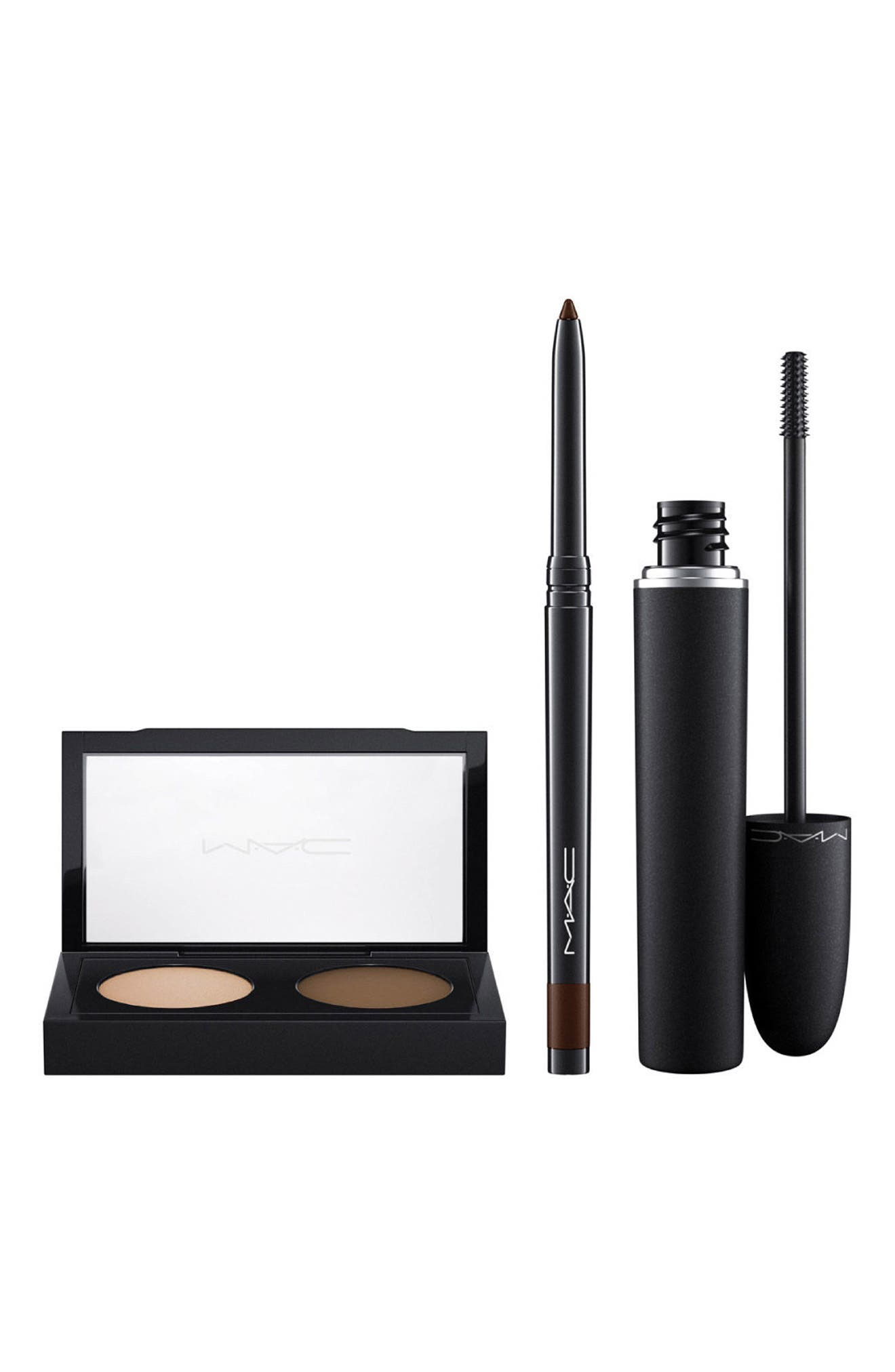 Main Image - MAC Look in a Box Hooked On Nude Eye Kit ($62 Value)