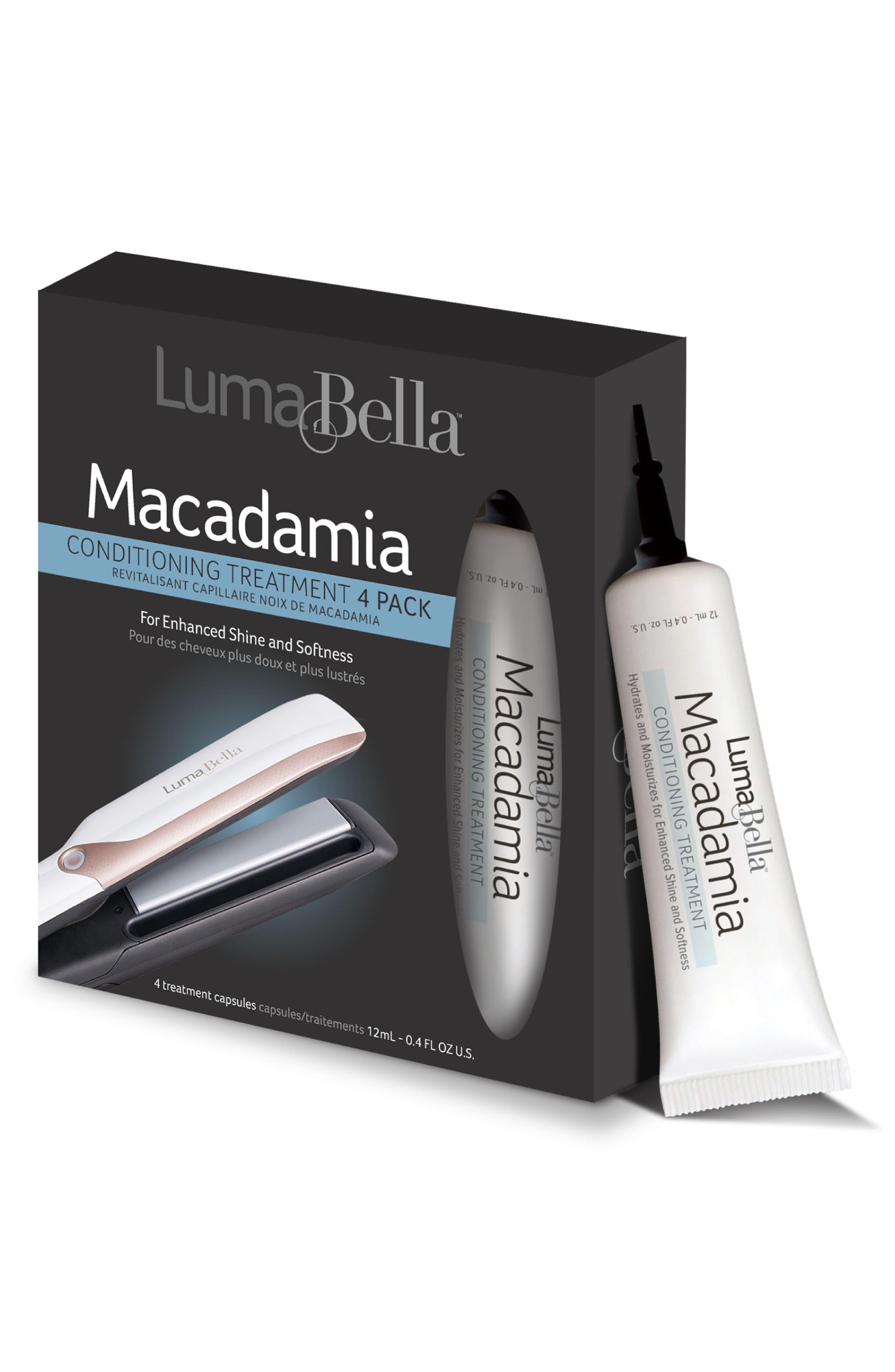 Macadamia Conditioning Treatment,                         Main,                         color, No Color