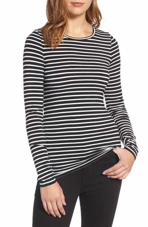 striped shirt womens | Nordstrom