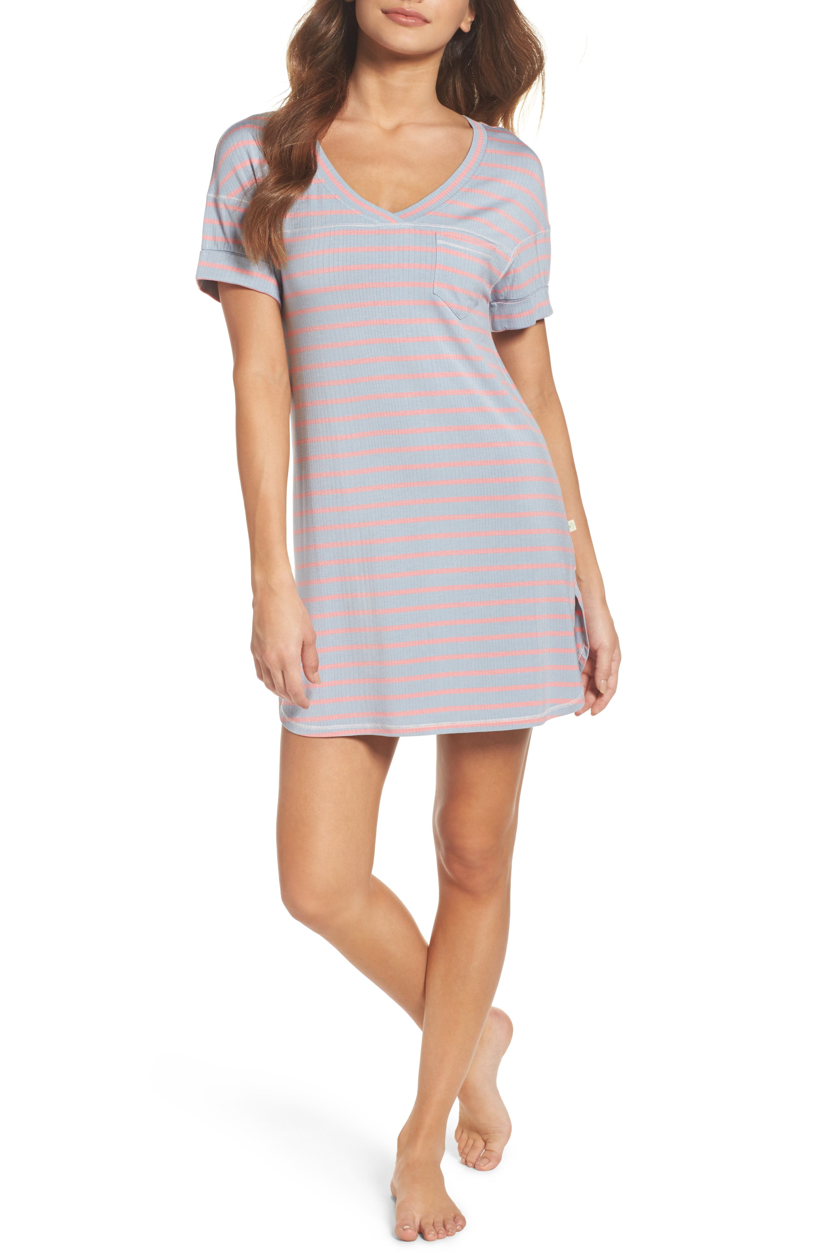Main Image - Honeydew Intimates Rib Sleep Shirt