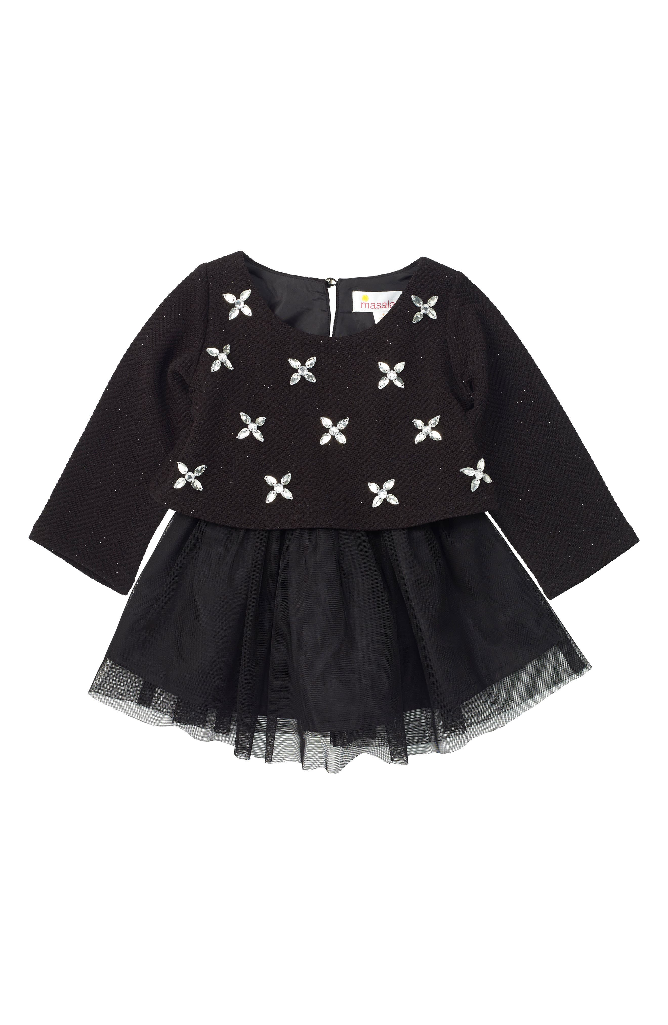 Masalababy Faye Dress (Baby Girls)