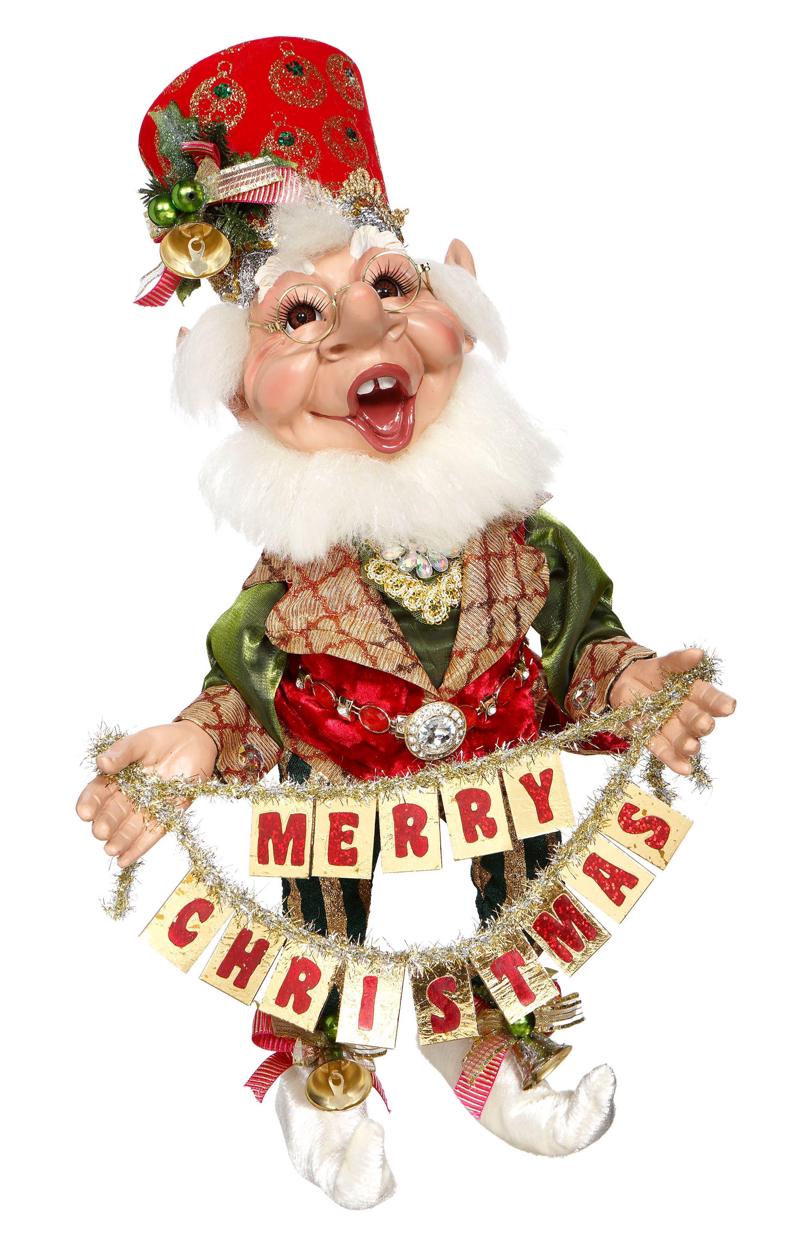 Main Image - Mark Roberts Merry Christmas Elf
