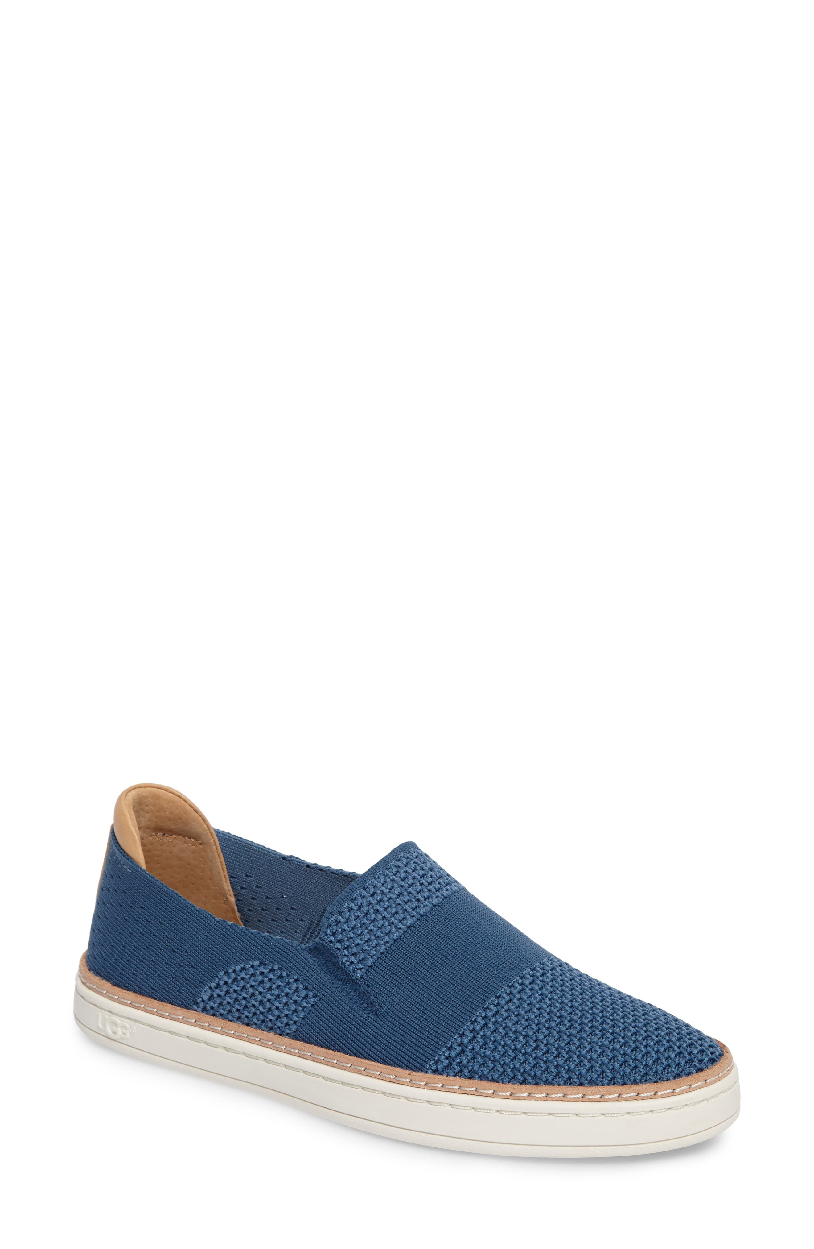 Sammy Sneaker,                         Main,                         color, Deep River Fabric