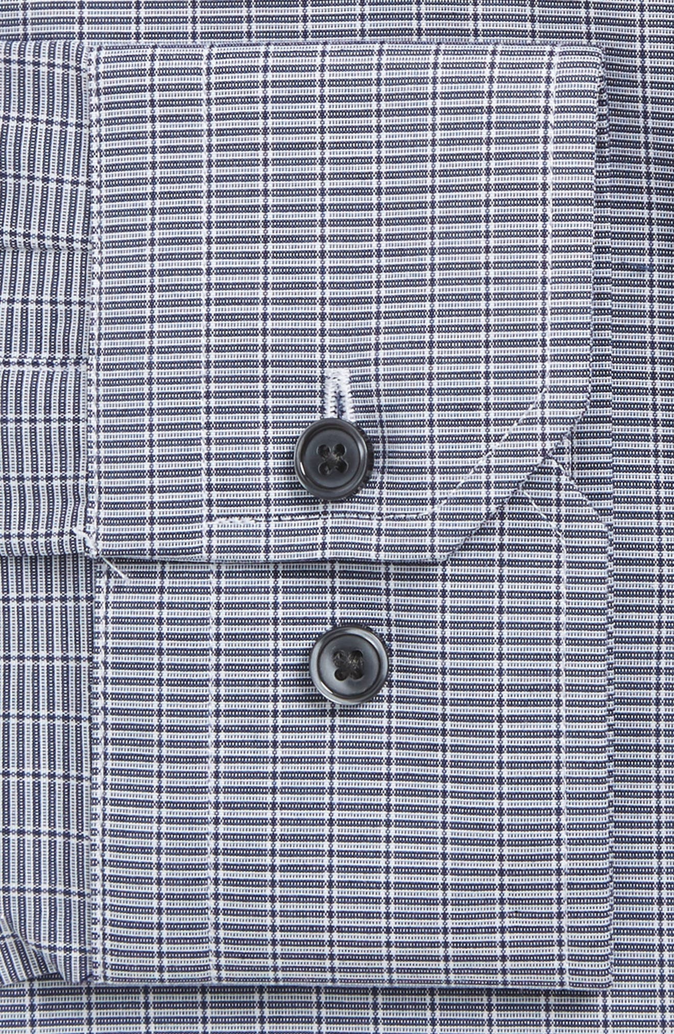 Alternate Image 3  - Calibrate Trim Fit Non-Iron Dress Shirt