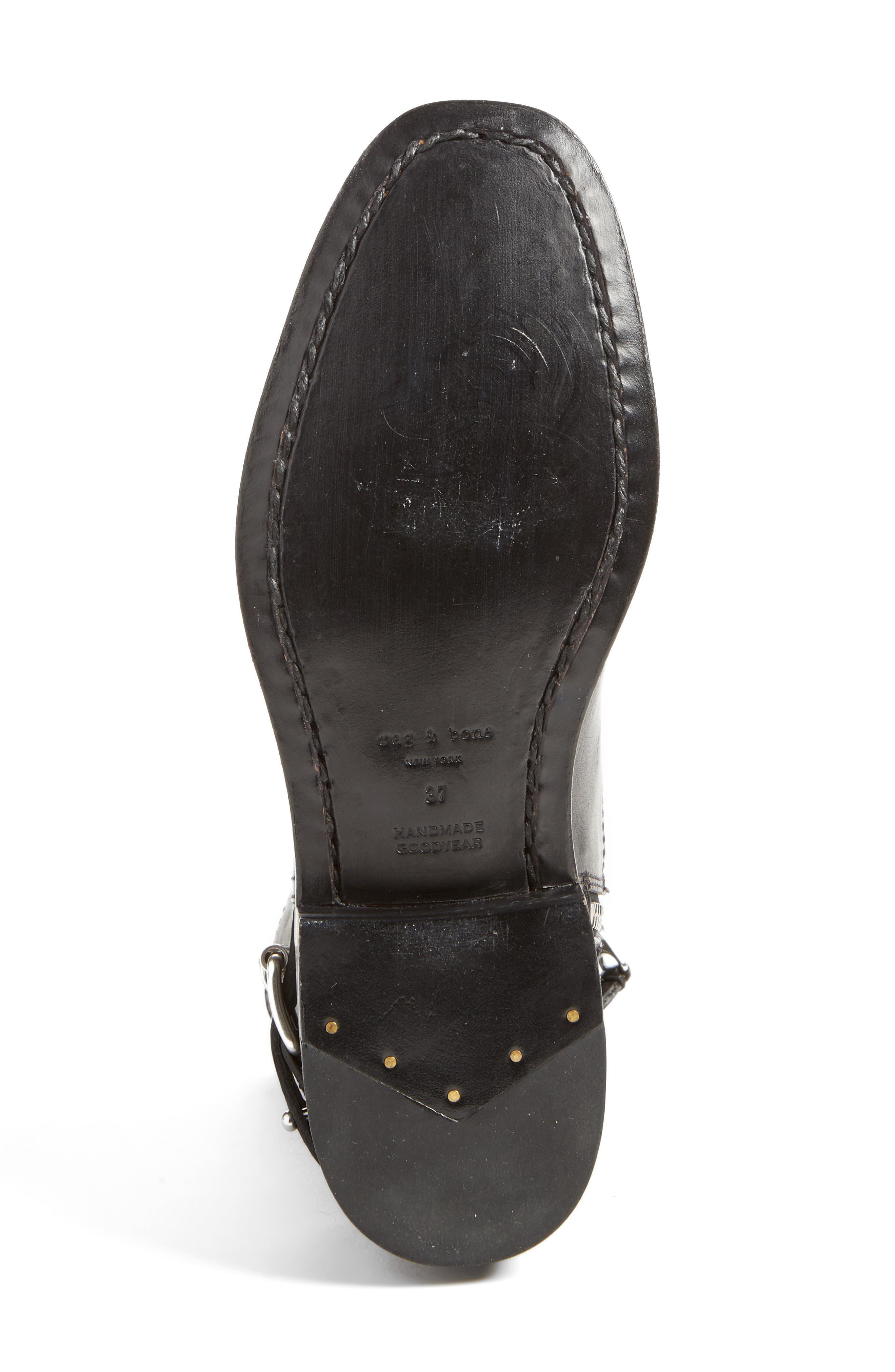 Alternate Image 6  - rag & bone Moto Boot (Women)