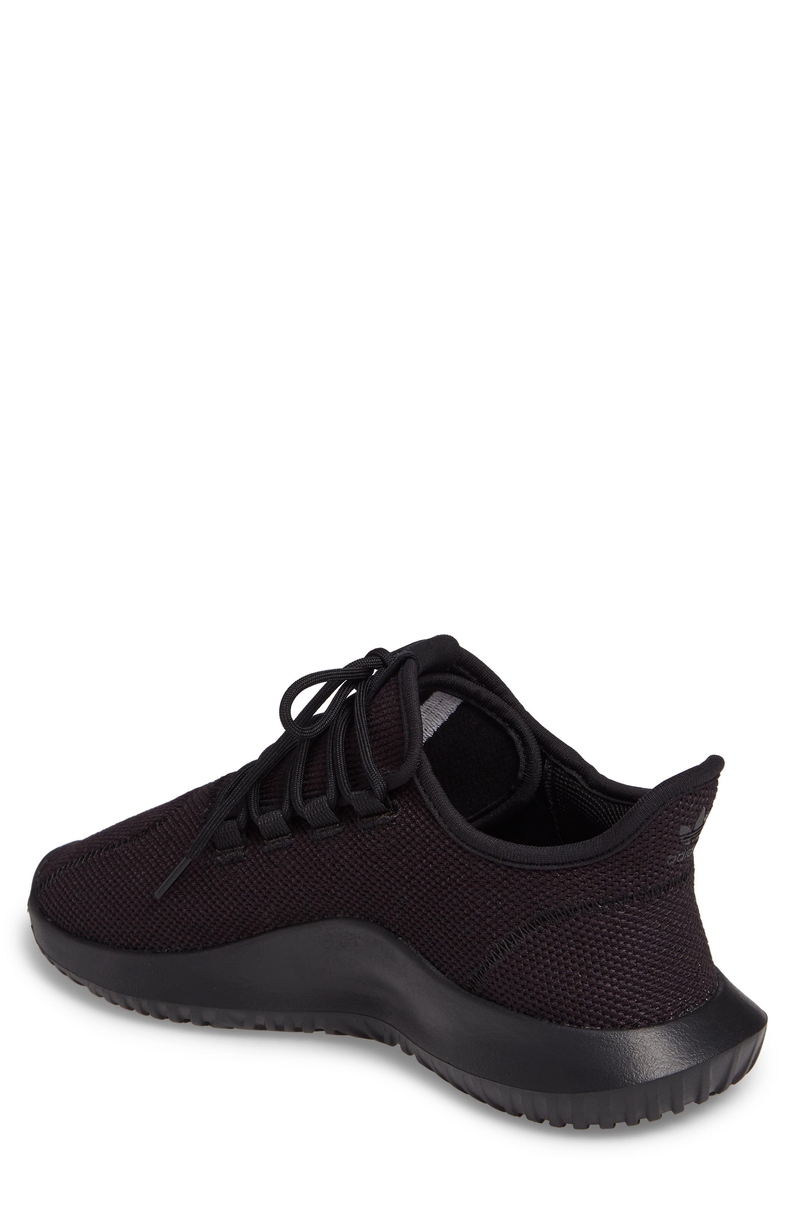 Tubular Shadow Sneaker,                             Alternate thumbnail 2, color,                             Core Black/ White/ Core Black