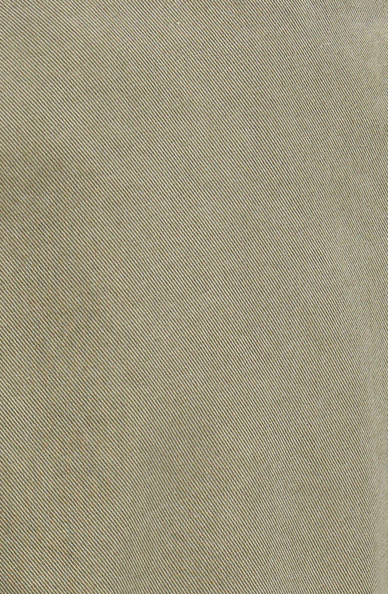 'Newport' Cargo Shorts,                             Alternate thumbnail 5, color,                             Olive