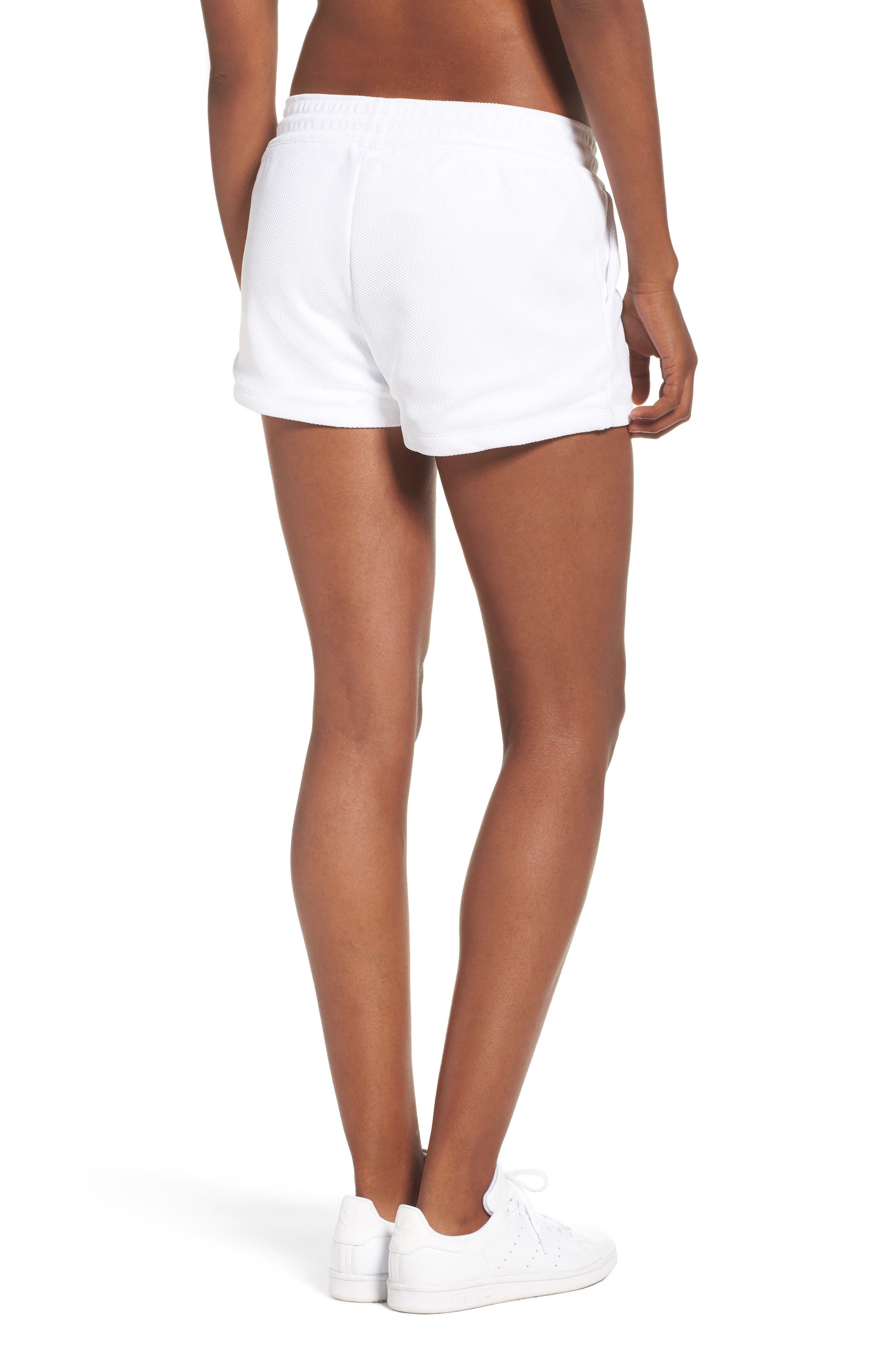 Alternate Image 2  - adidas Originals EQT Piqué Shorts