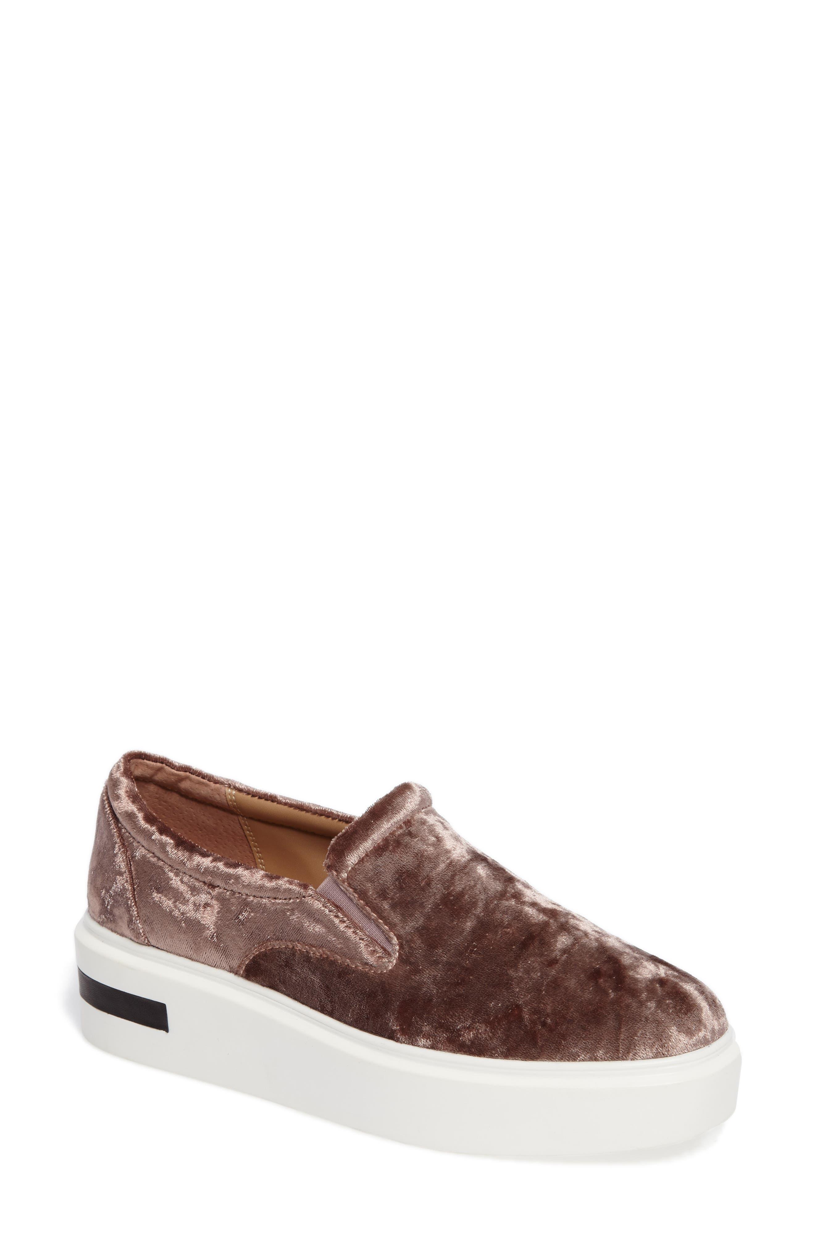 Main Image - Linea Paolo Fairfax Platform Sneaker (Women)