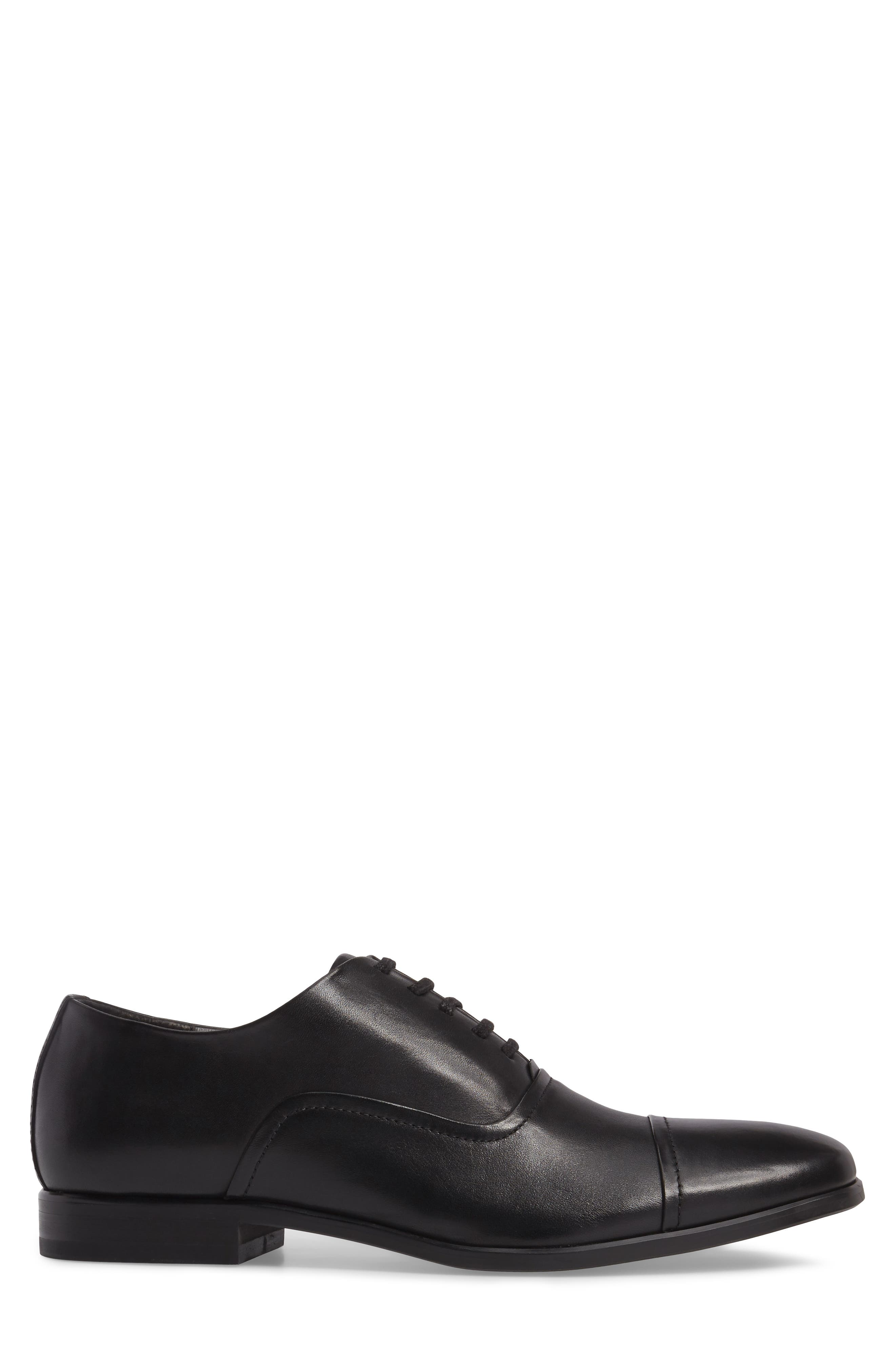 Alternate Image 3  - Calvin Klein Saul Cap Toe Oxford (Men)