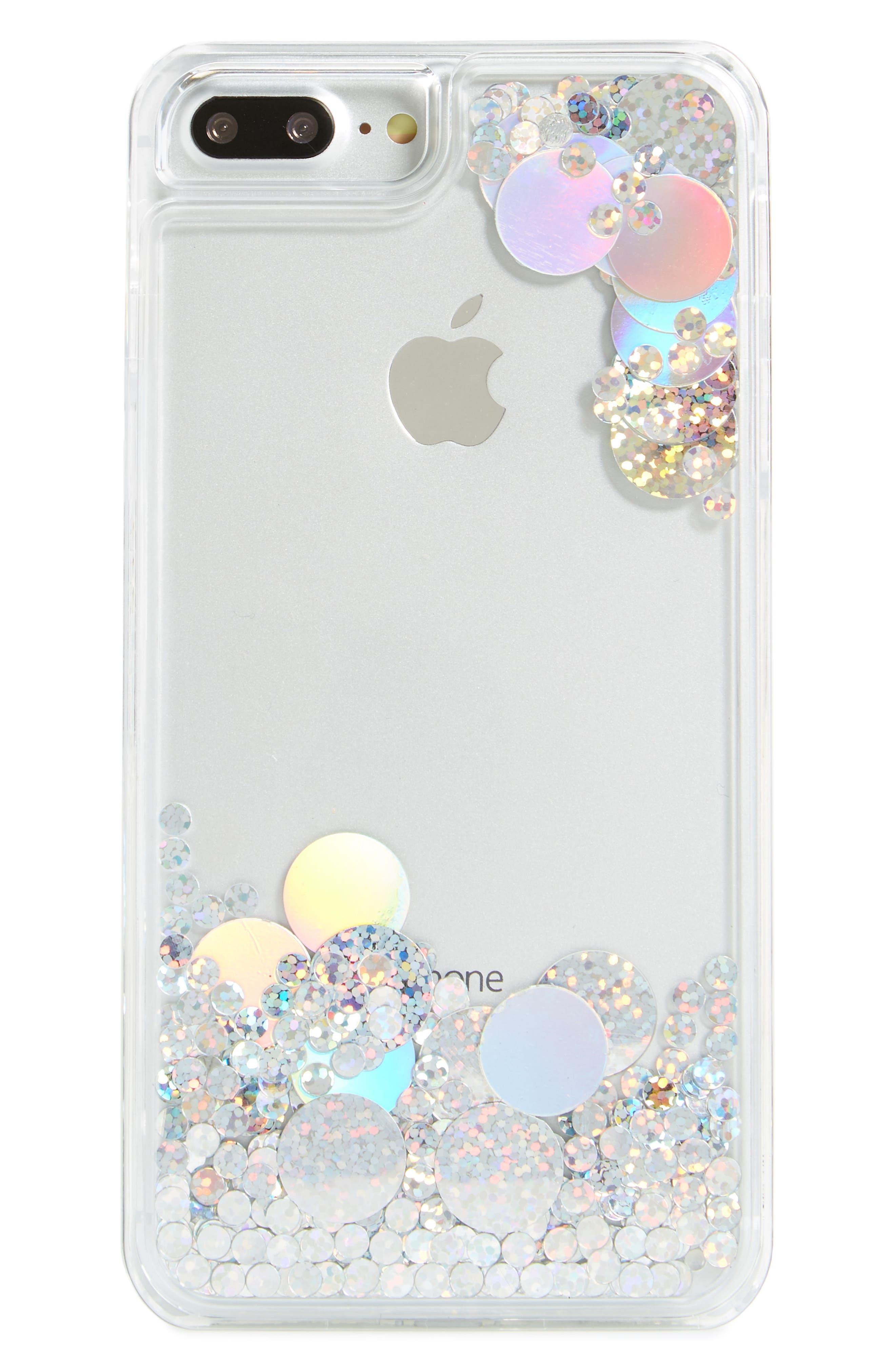 Skinnydip Holo Circle Jelly iPhone 6/7 & 6/7 Plus