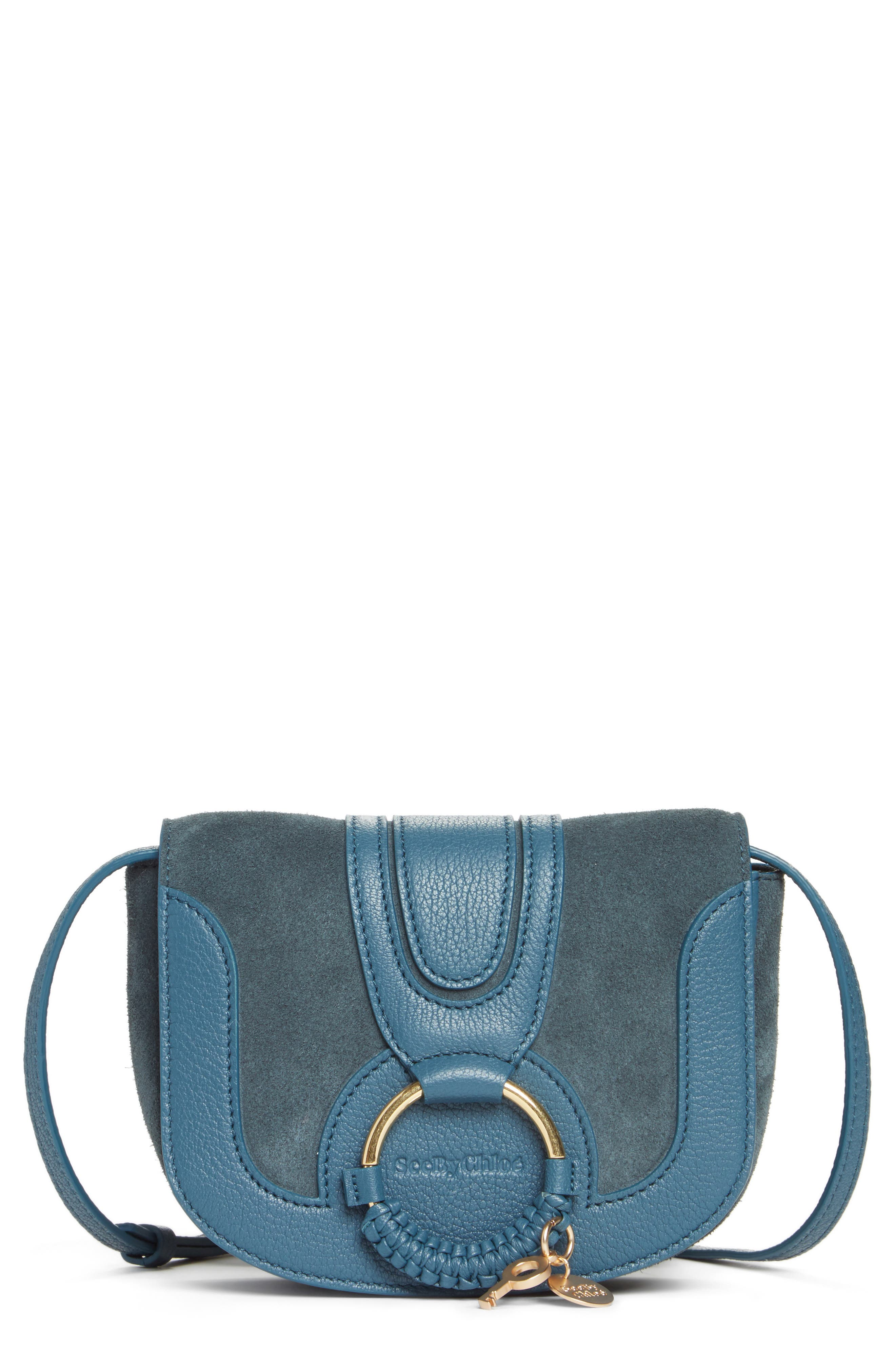 See by Chloé Leather Satchel