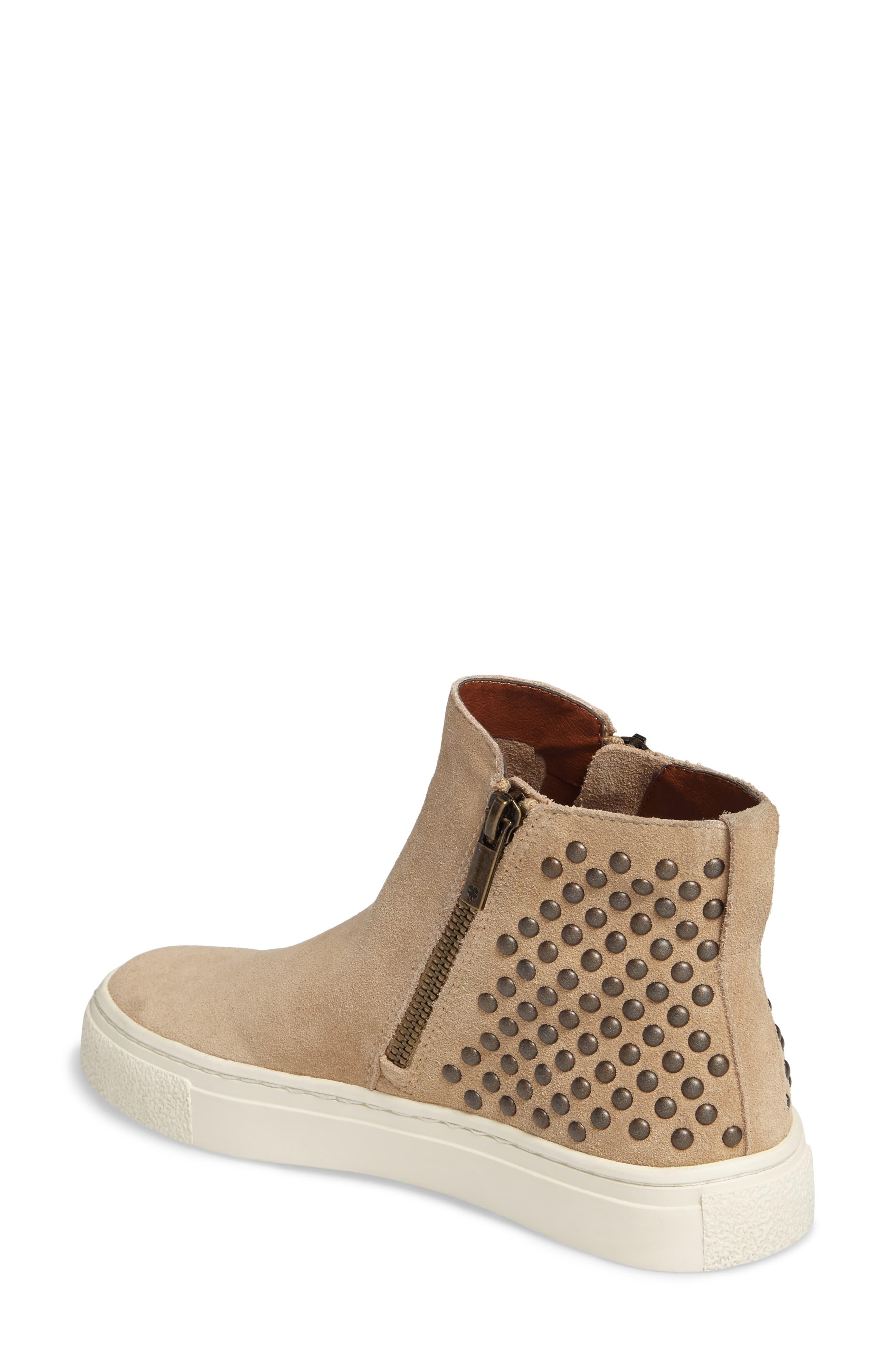 Alternate Image 2  - Lucky Brand Bayleah High Top Sneaker (Women)
