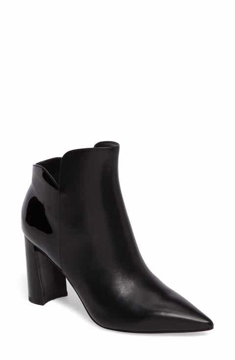 Marc Fisher LTD Harper Pointy Toe Bootie (Women) - Women's MARC FISHER LTD Shoes Nordstrom Nordstrom