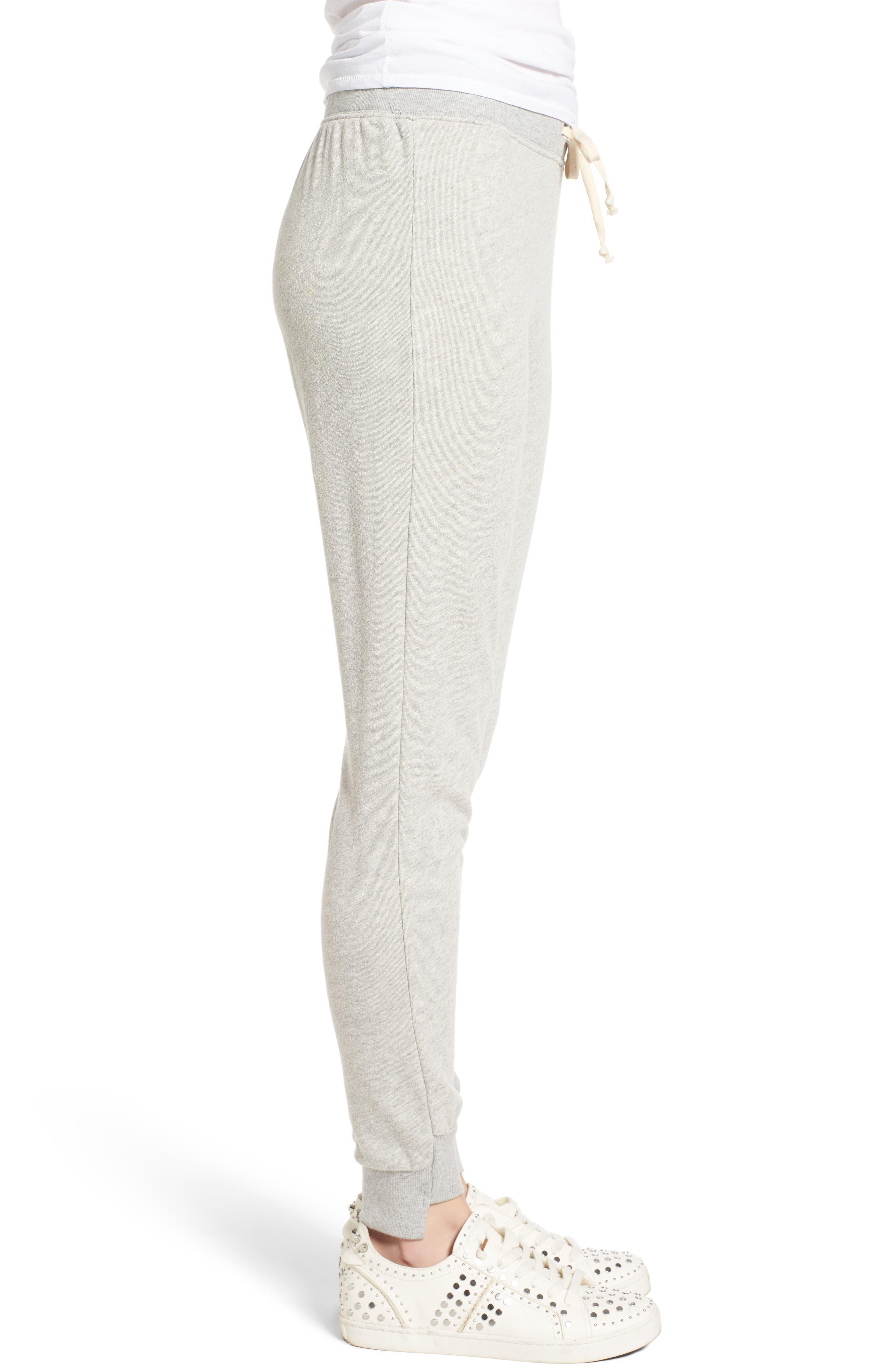 Alternate Image 3  - Pam & Gela Step Hem Sweatpants