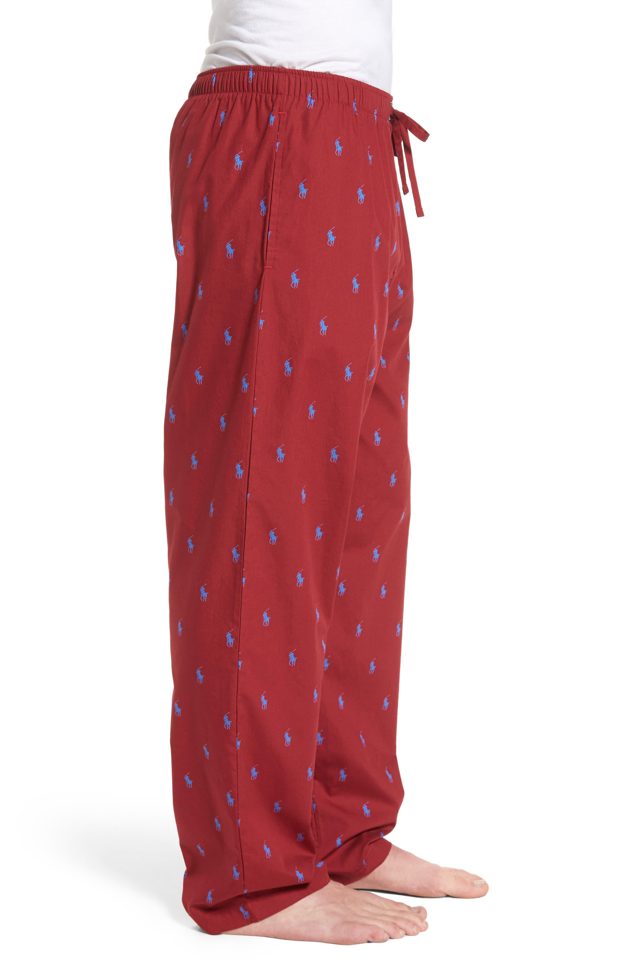 Alternate Image 3  - Polo Ralph Lauren Classic Lounge Pants