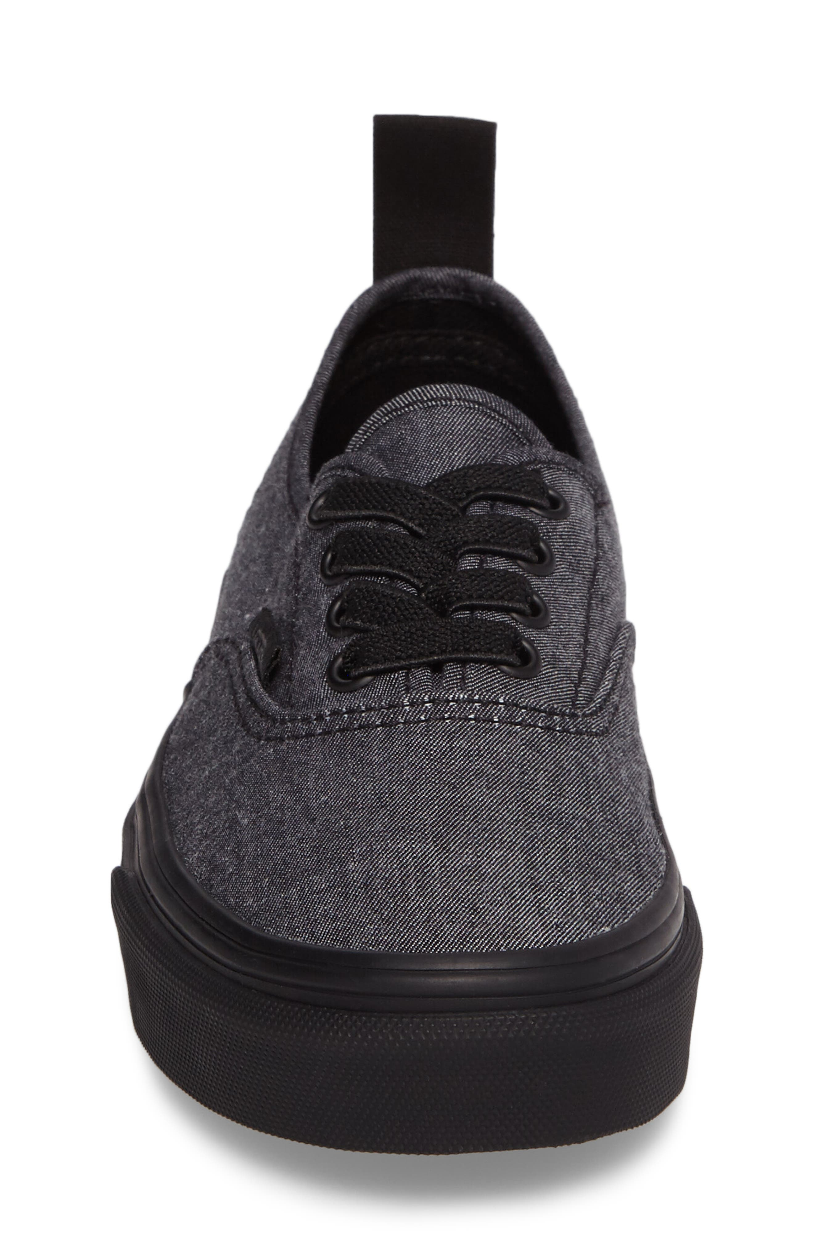 Alternate Image 4  - Vans Authentic Elastic Sneaker (Toddler, Little Kid & Big Kid)