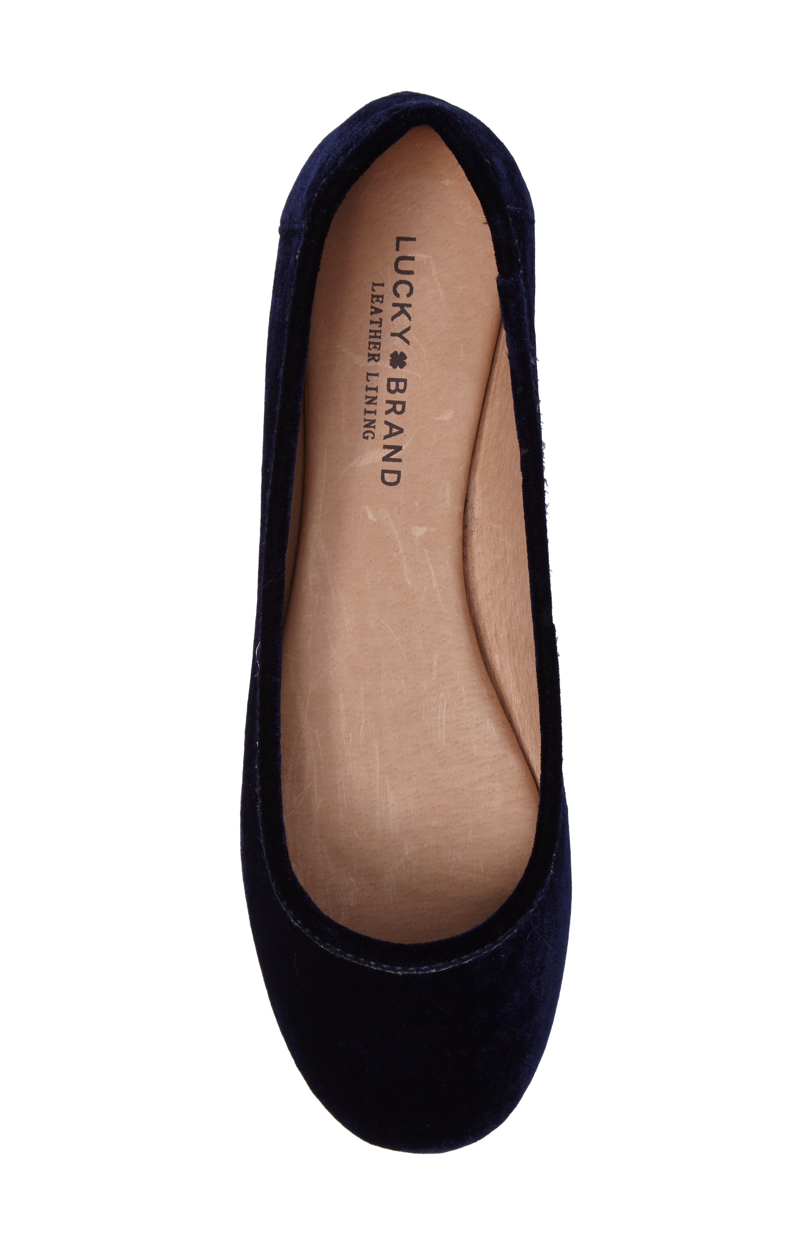 Alternate Image 5  - Lucky Brand Eaden Flat (Women)