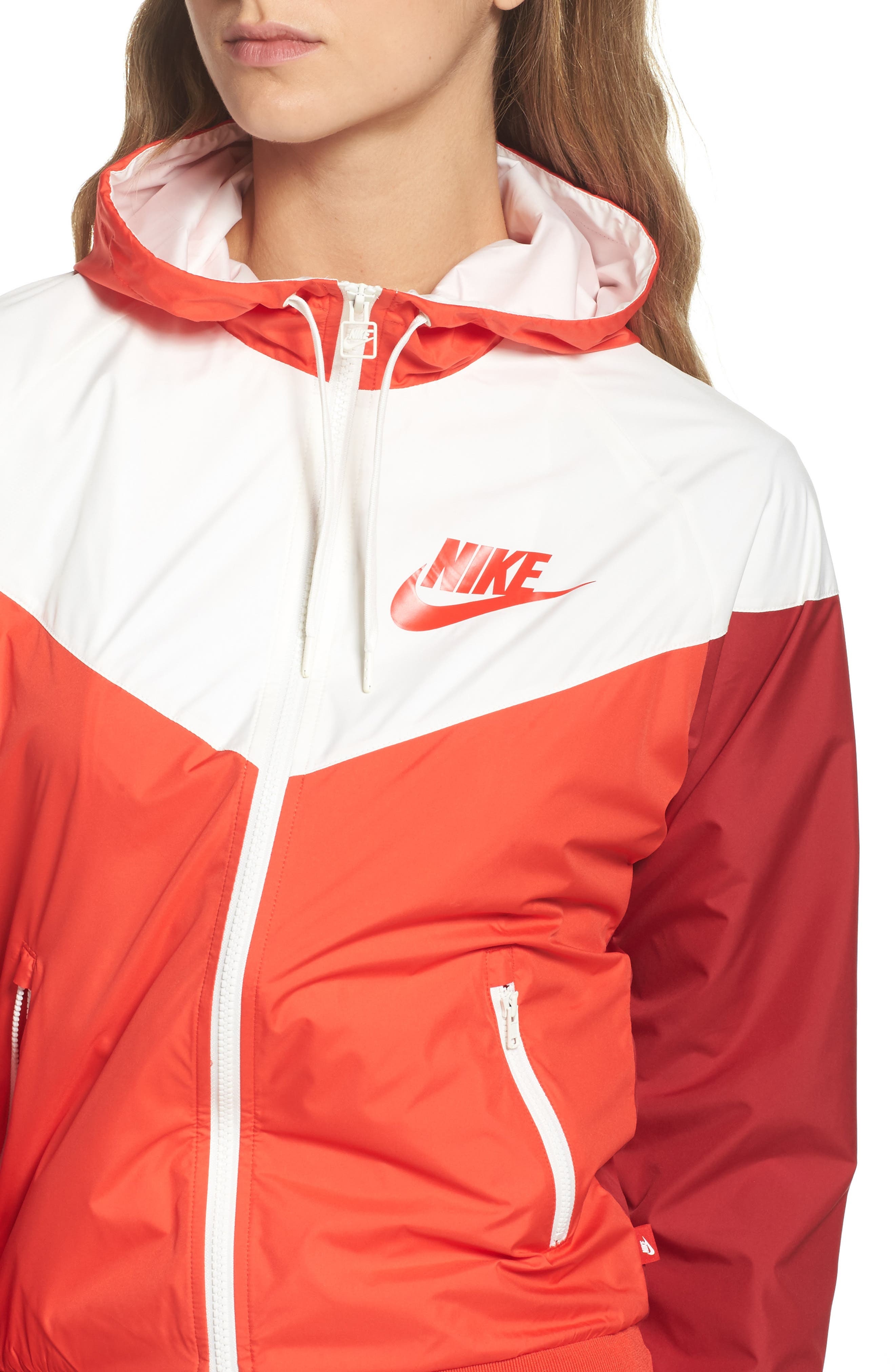 Alternate Image 4  - Nike Windrunner Jacket