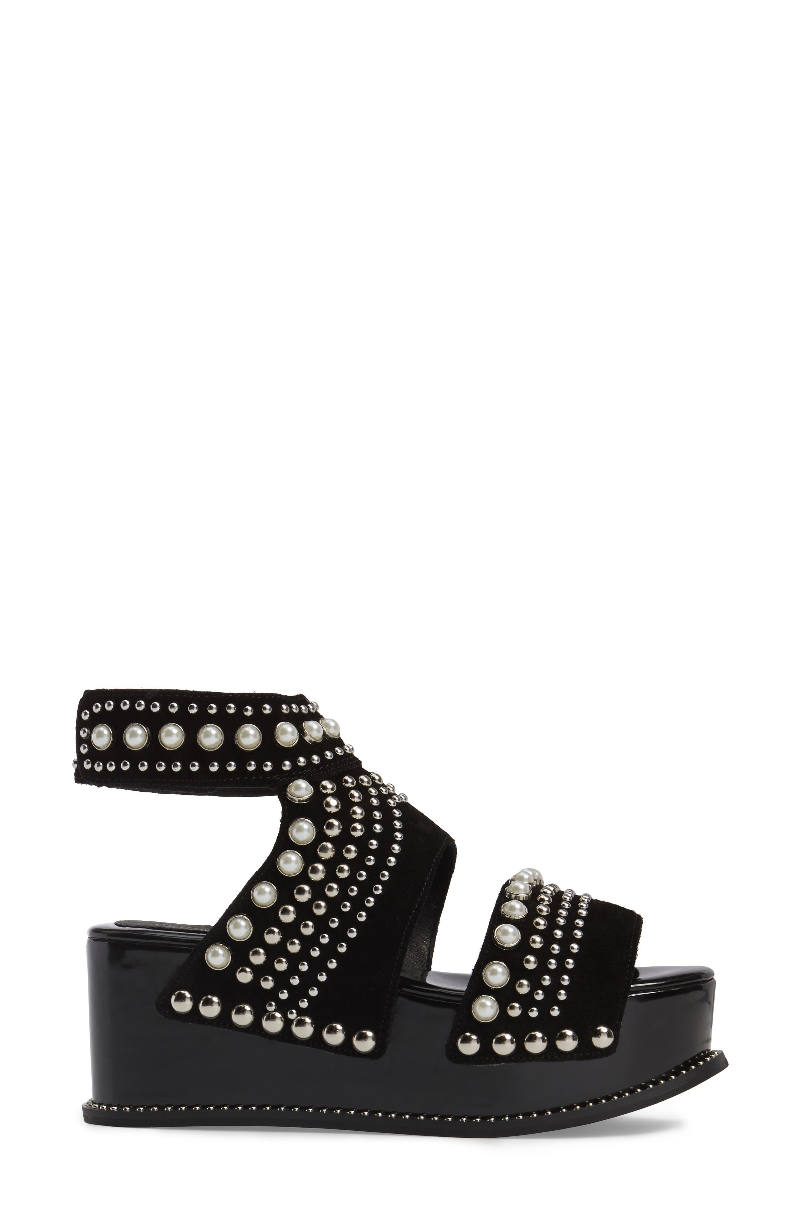 Alternate Image 3  - Jeffrey Campbell Palmira Embellished Platform Sandal (Women)