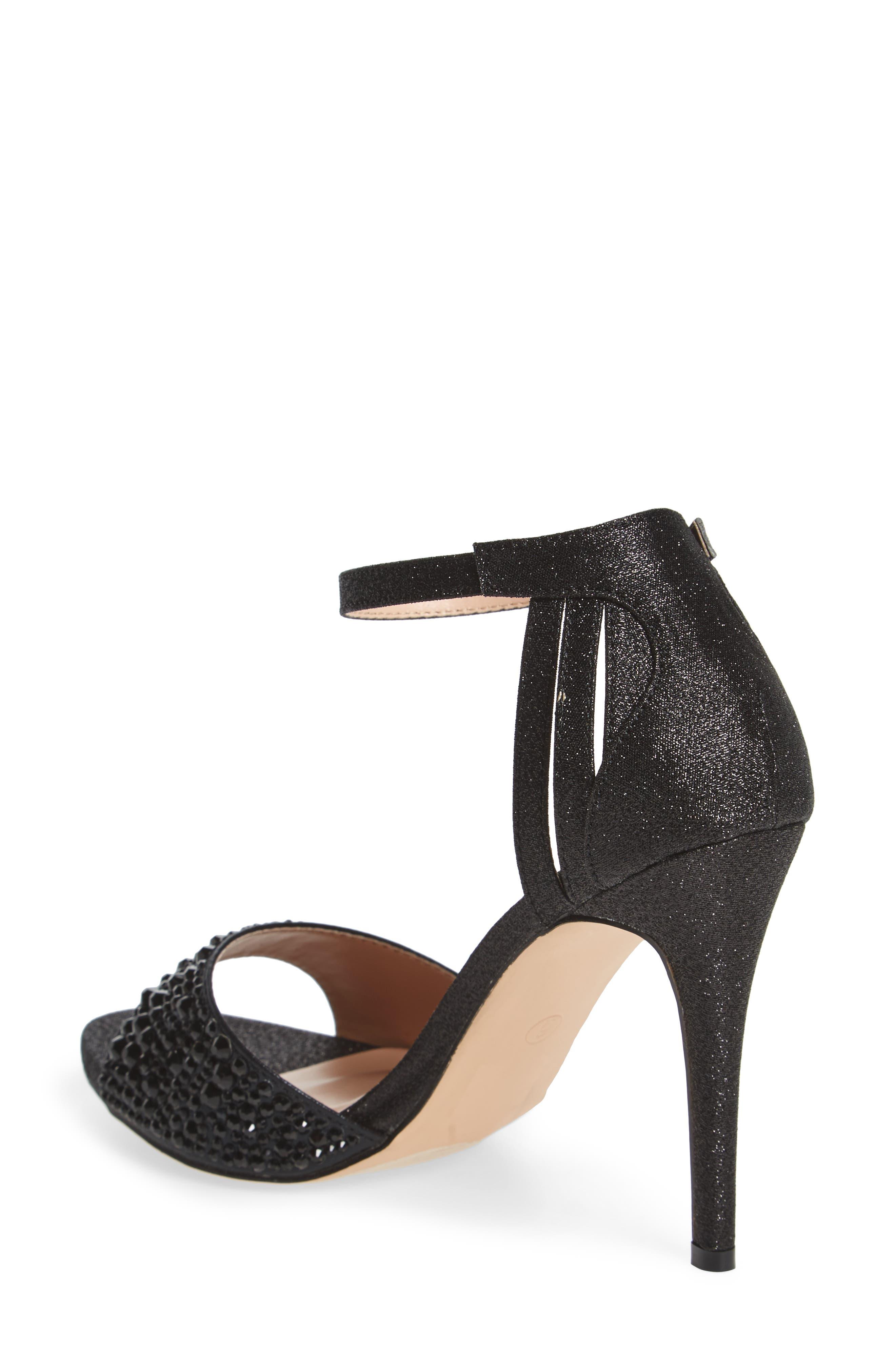 Alternate Image 2  - Lauren Lorraine Maddy Embellished Sandal (Women)