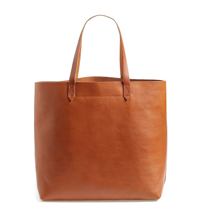 Madewell 'The Transport' Leather Tote   Nordstrom