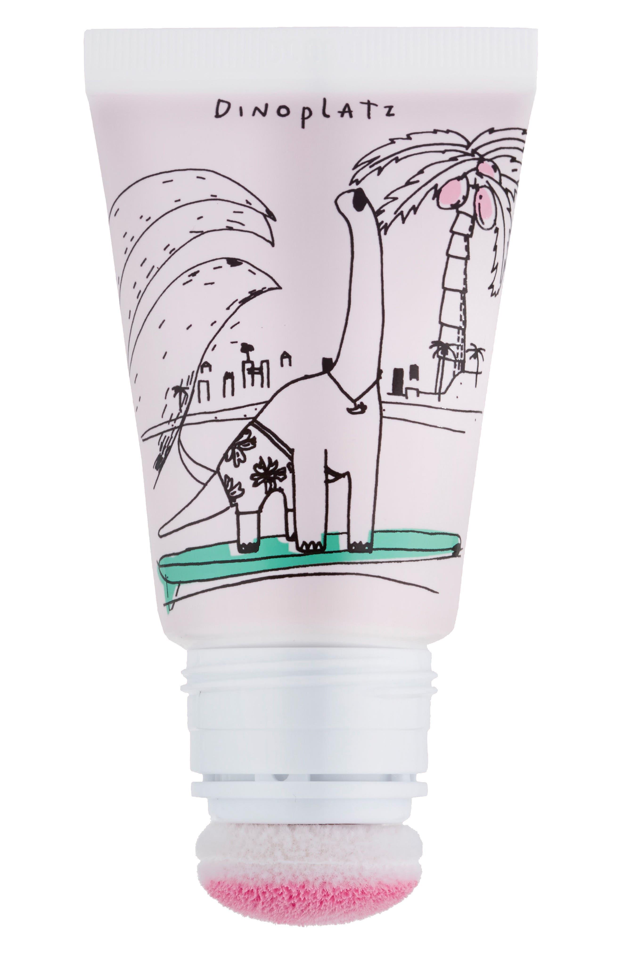 Main Image - Too Cool for School Dinoplatz Cushy Blusher