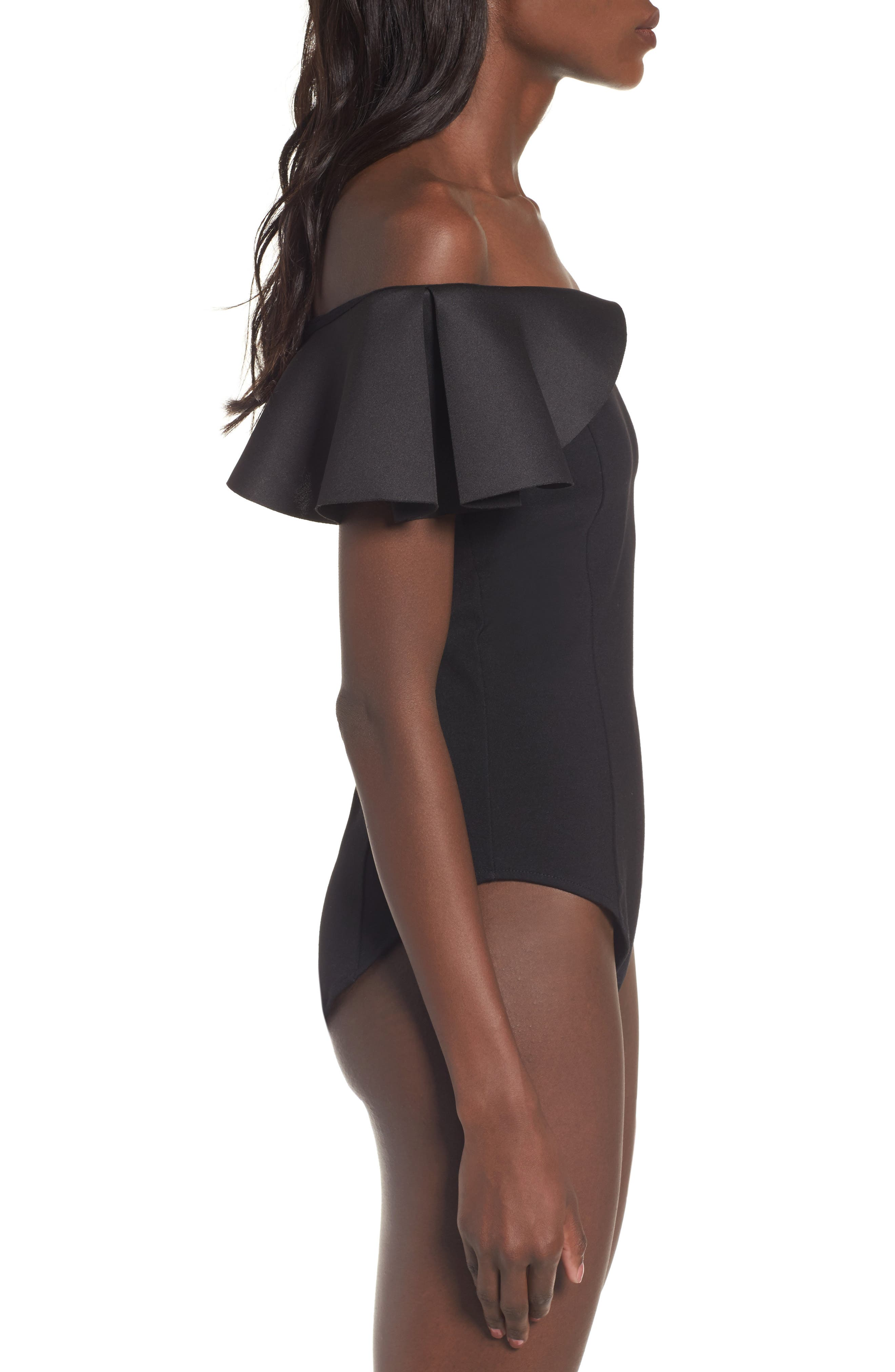 Alternate Image 3  - devlin Willa Bodysuit