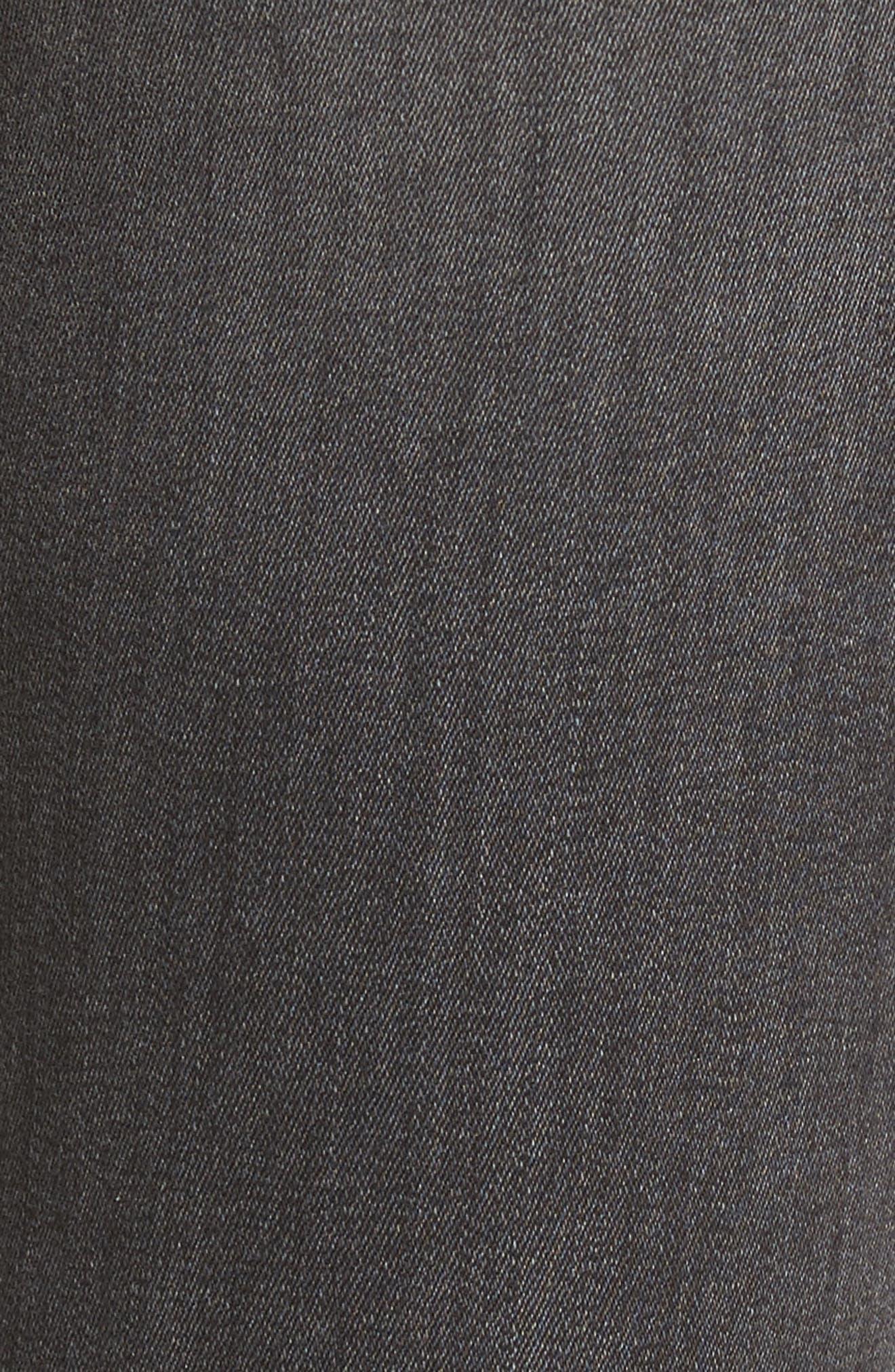 Farrow High Waist Instaslim Skinny Jeans,                             Alternate thumbnail 5, color,                             Whitney