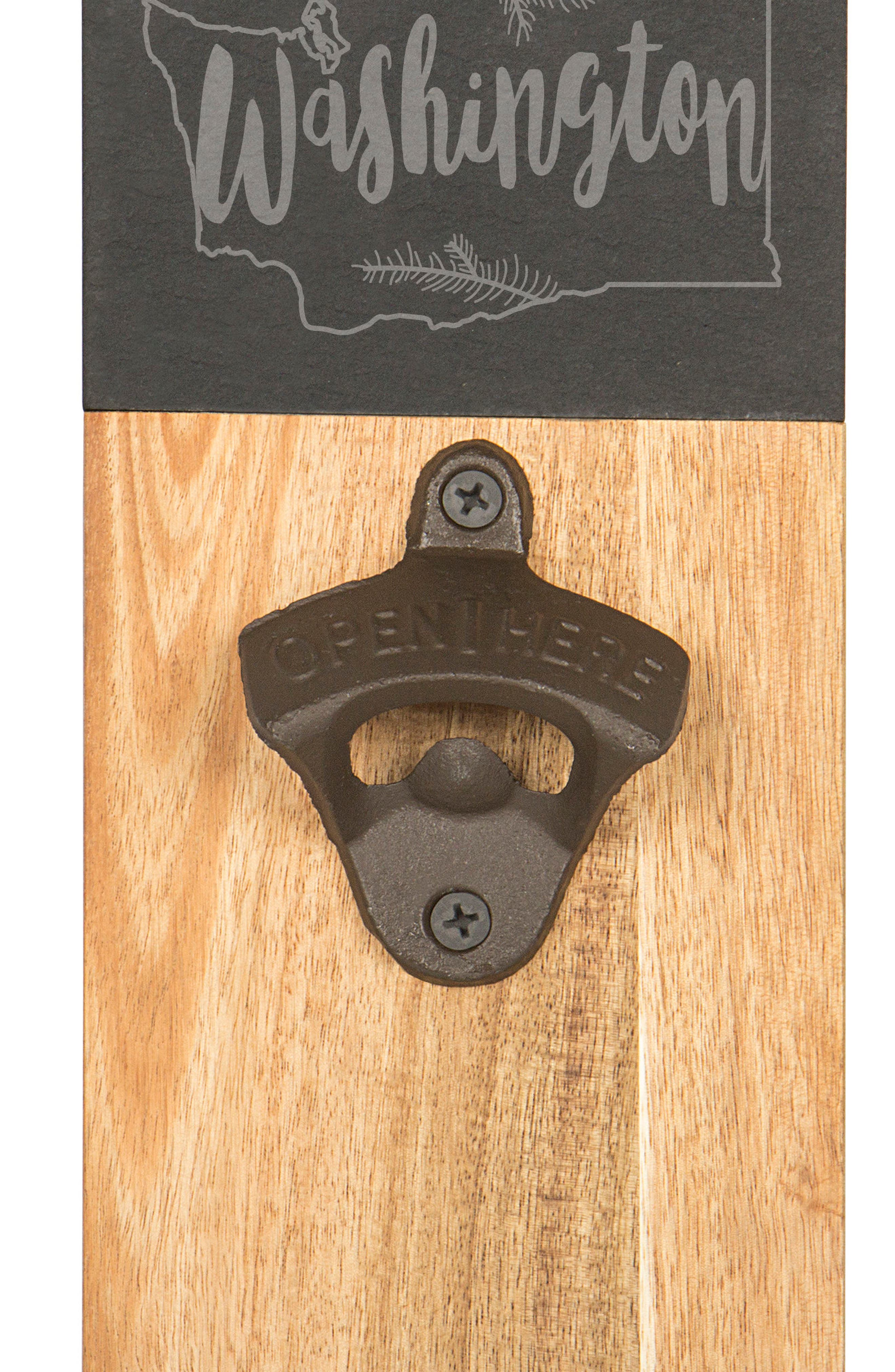 Alternate Image 3  - Cathy's Concepts My State Wall Bottle Opener