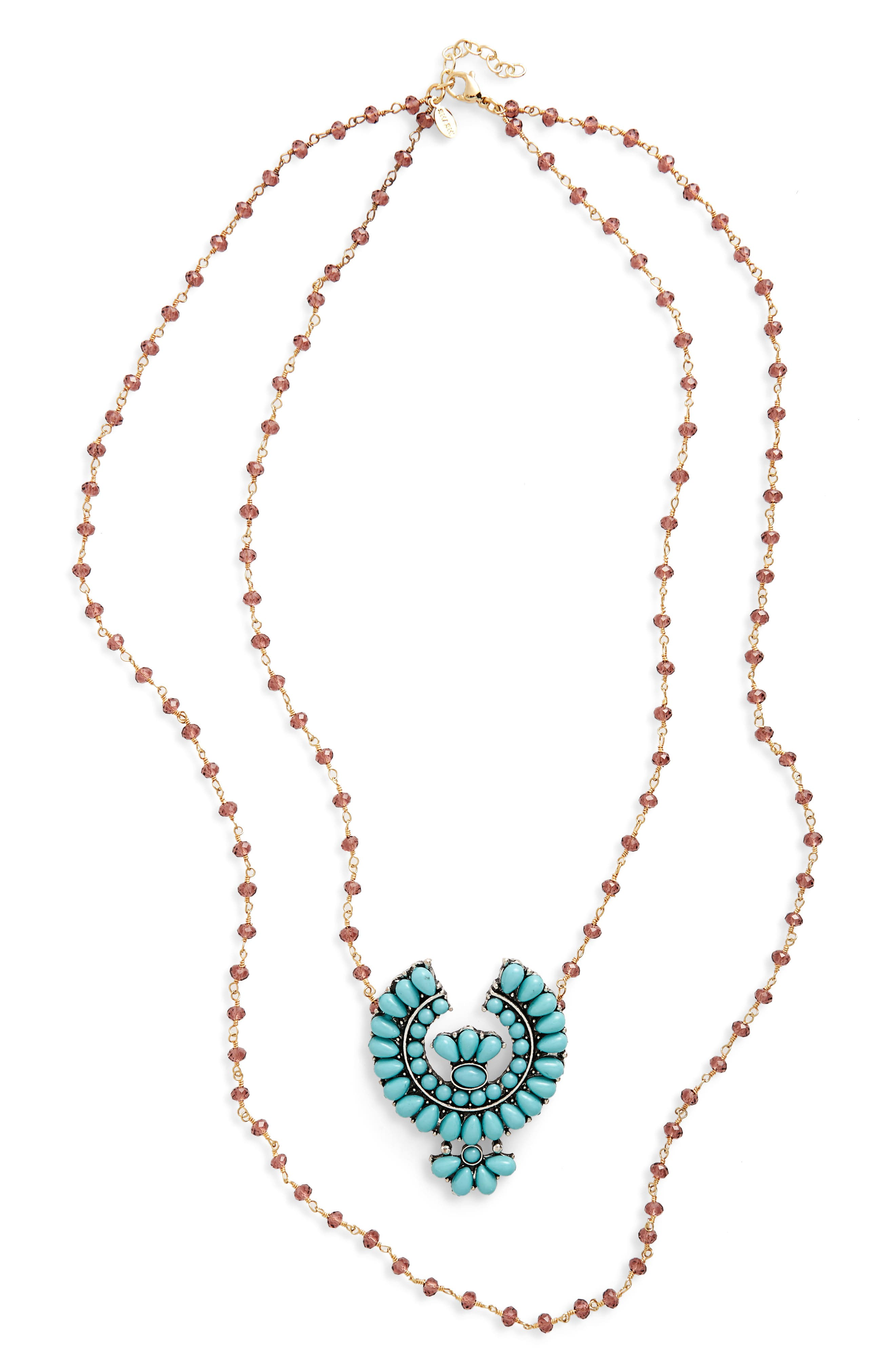 SHASHI Jody Necklace