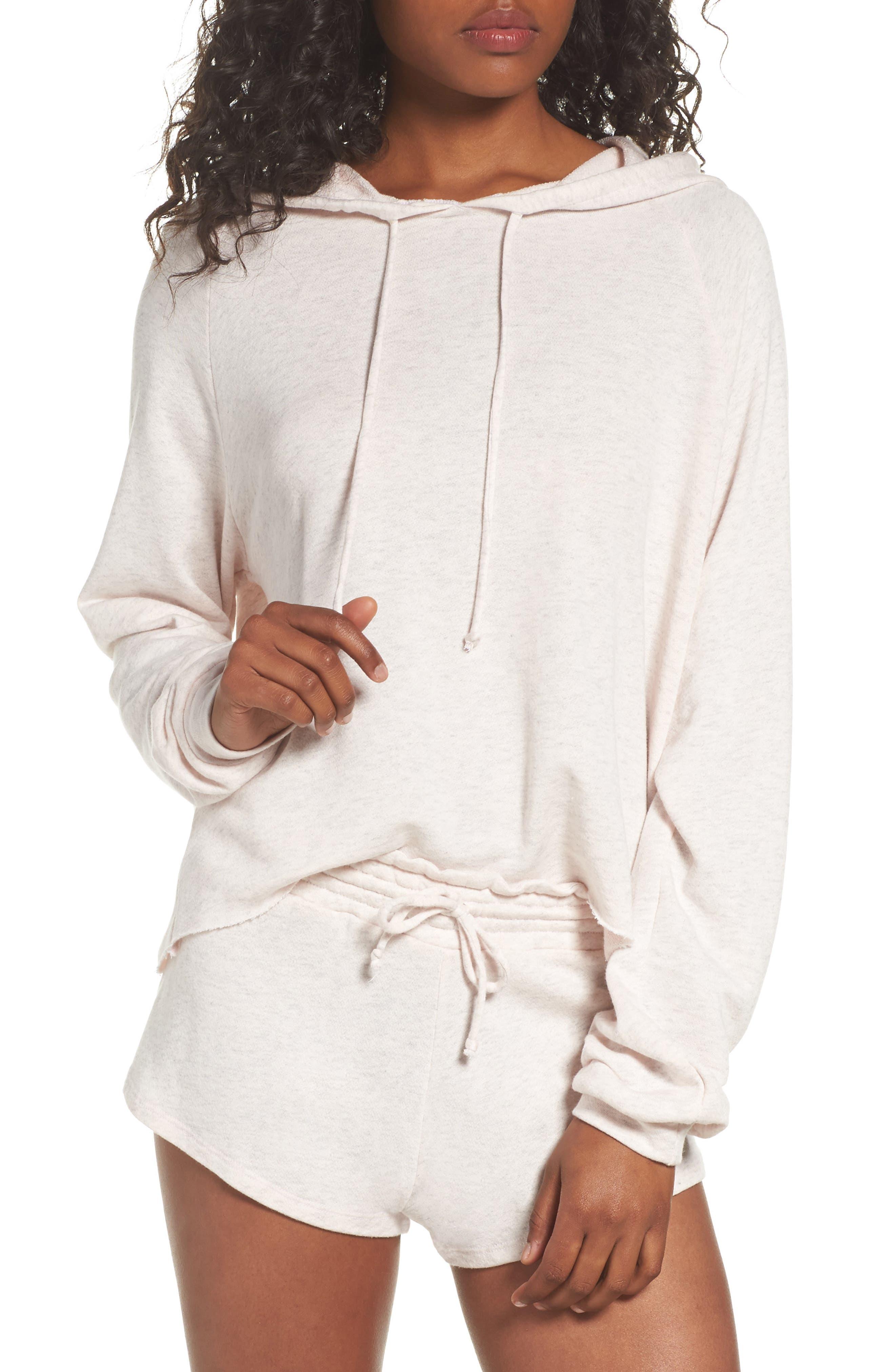 Alternate Image 5  - Olympia Theodora Copper Pullover Hoodie