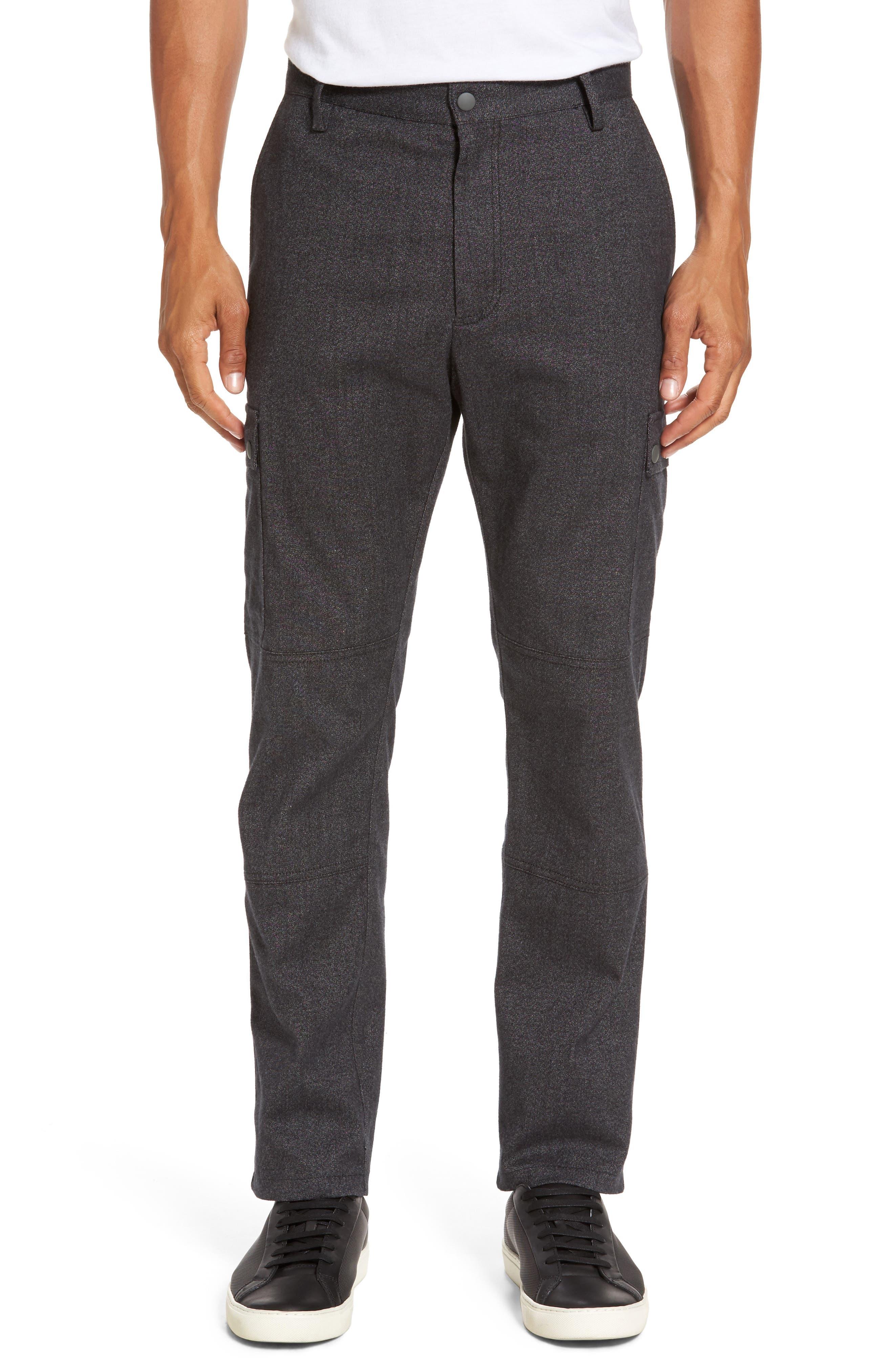 Rainer Cargo Pants,                         Main,                         color, Dark Grey