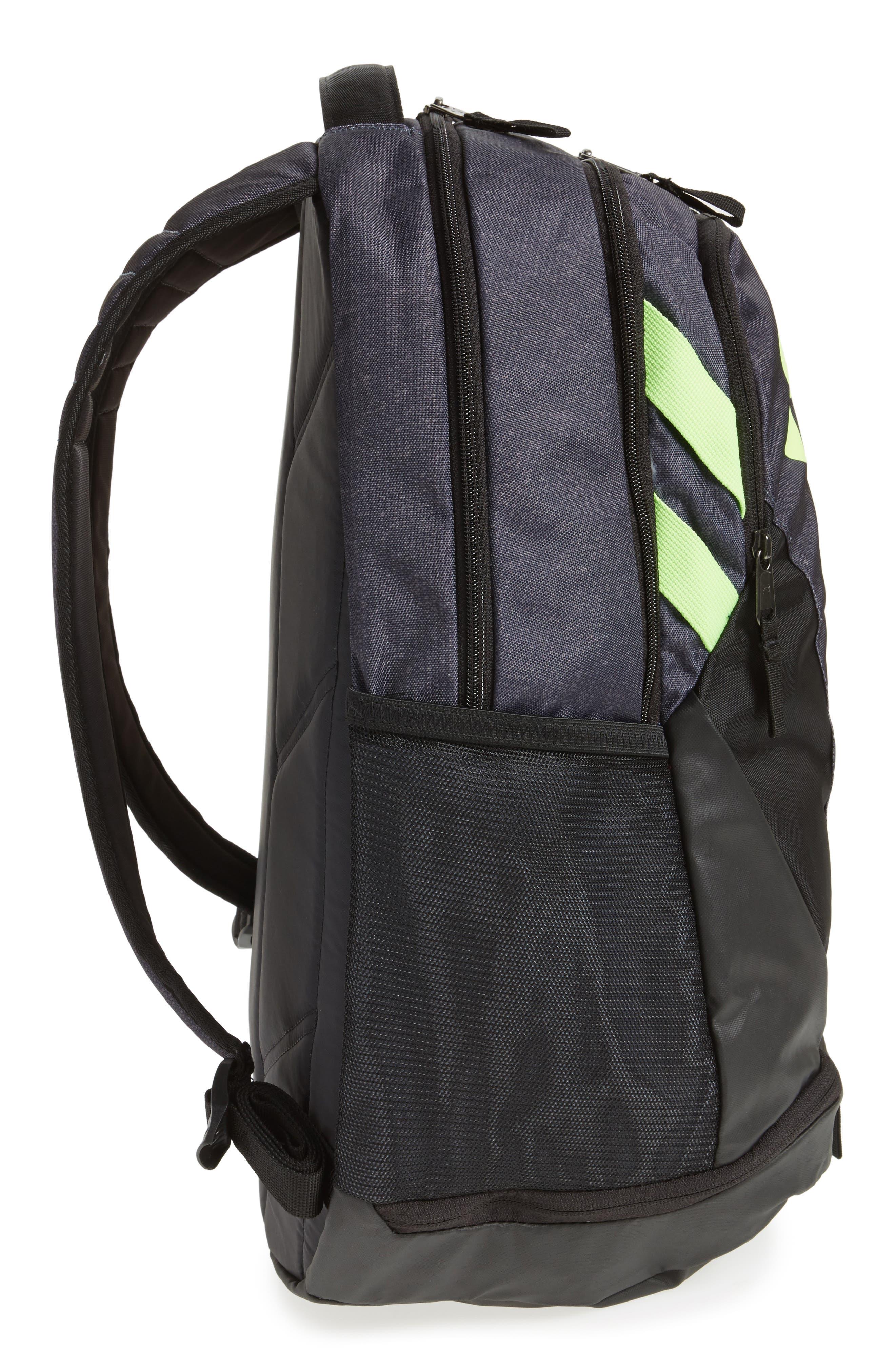 Alternate Image 4  - Under Armour Hustle 3.0 Backpack (Kids)