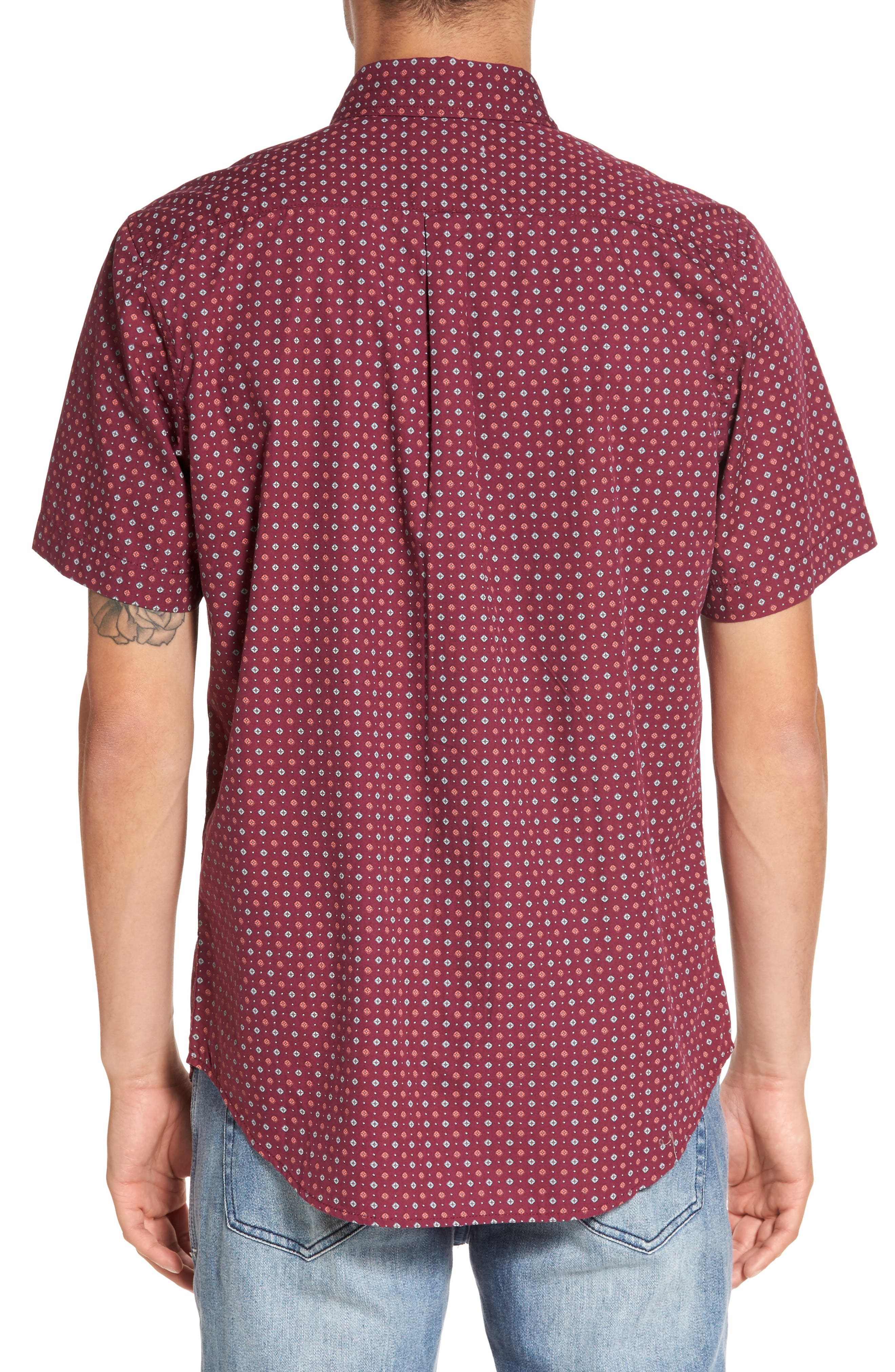 Alternate Image 2  - Obey Sterling Woven Shirt