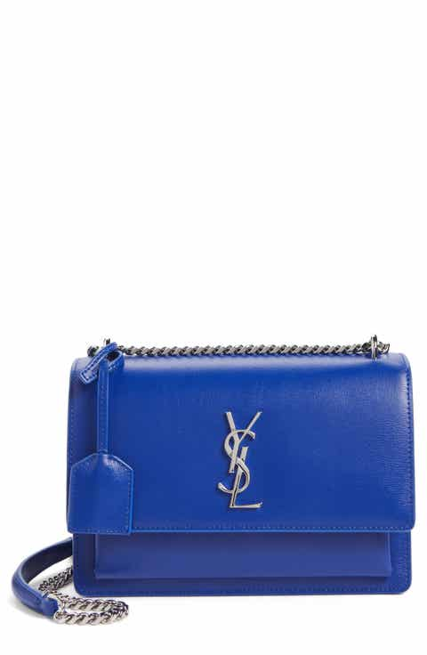 Women's Blue Designer Handbags & Purses | Nordstrom