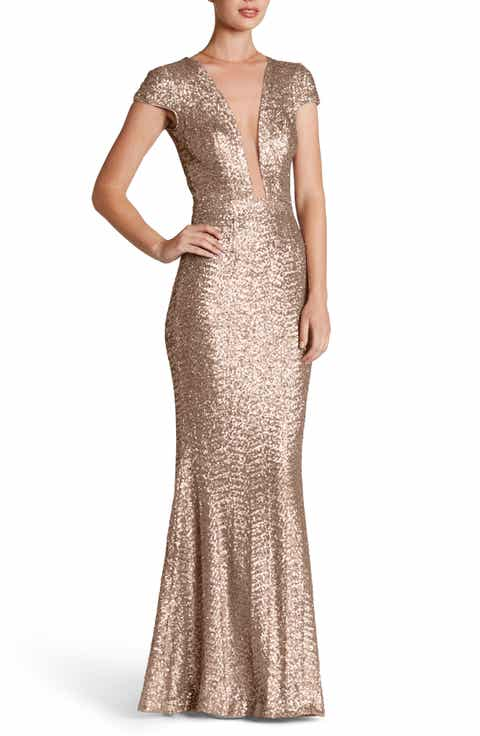 Dress The Potion Michelle Sequin Gown Nordstrom Exclusive