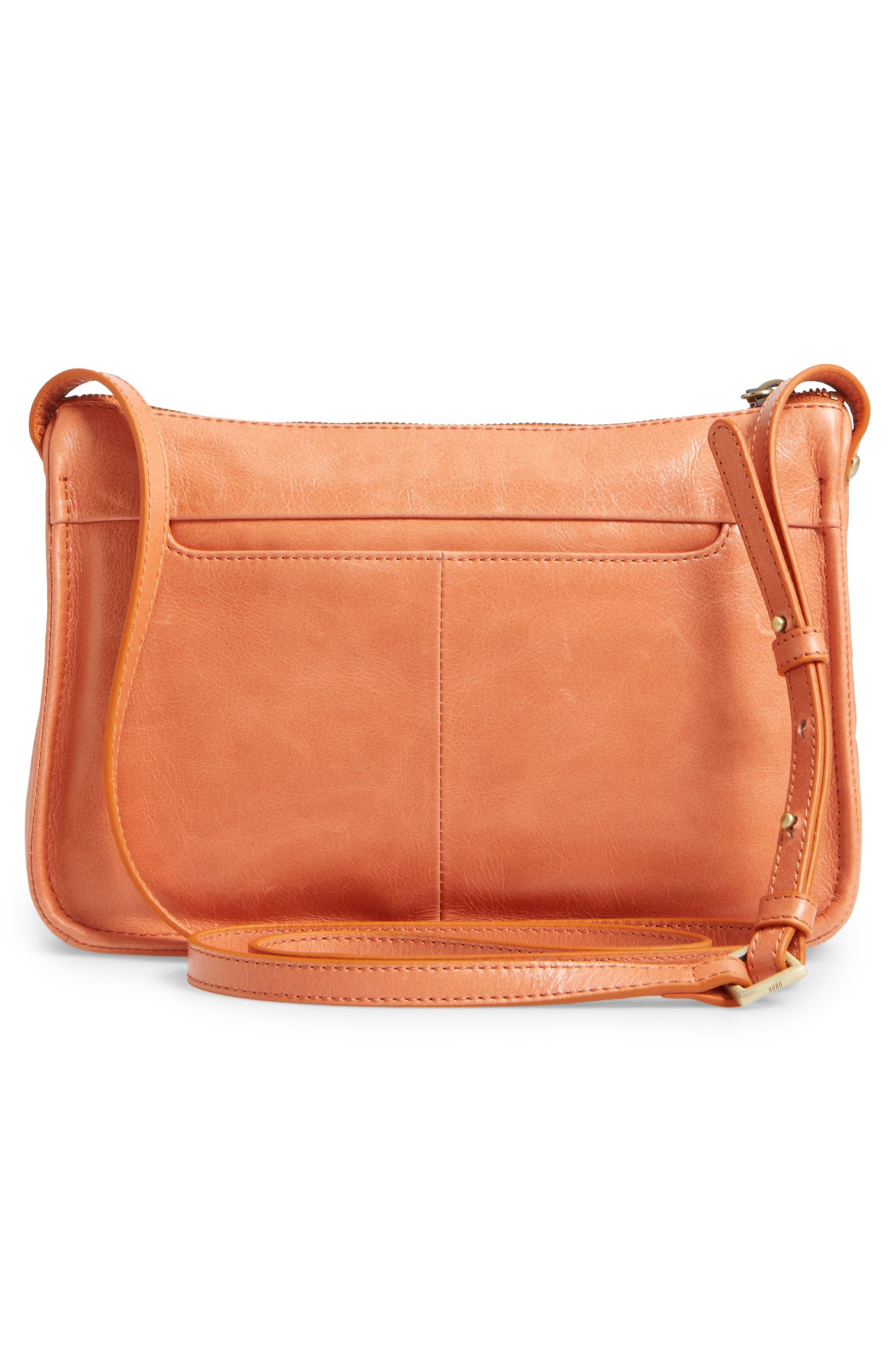 Alternate Image 2  - Hobo Mission Leather Crossbody Bag