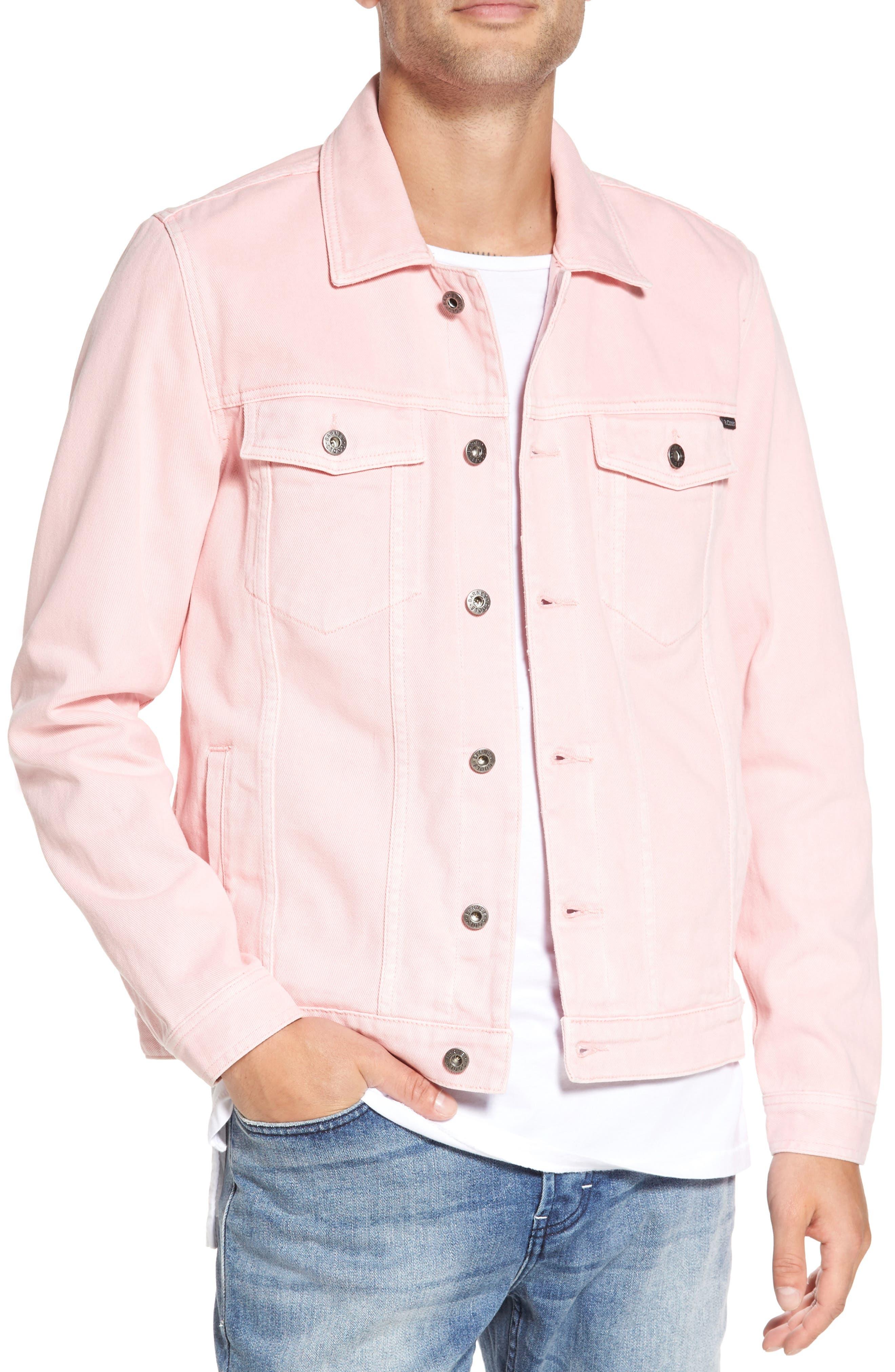 Barney Cools B.Rigid Denim Jacket