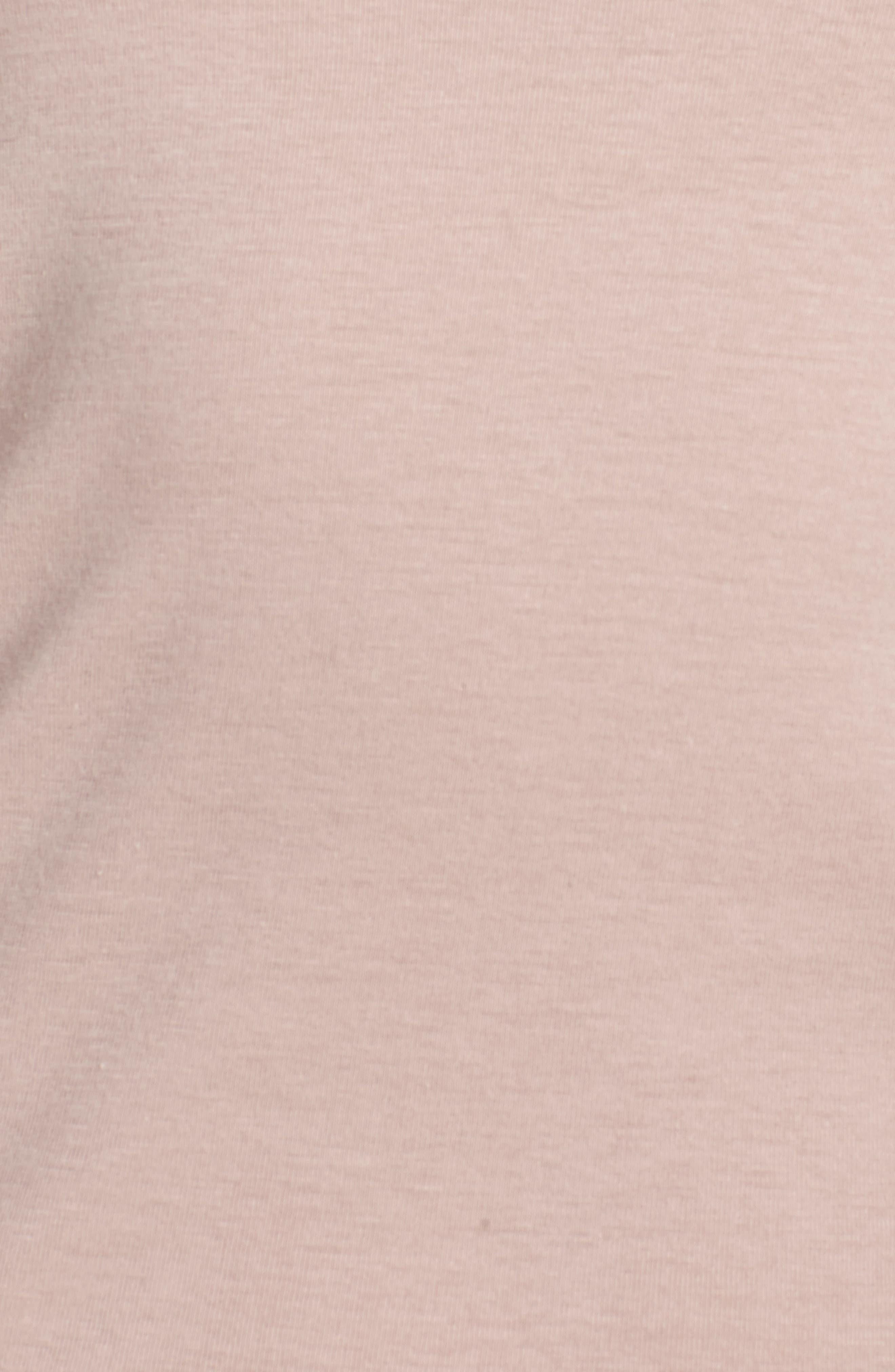 Alternate Image 5  - Hanro Seamless V-Neck Cotton Camisole