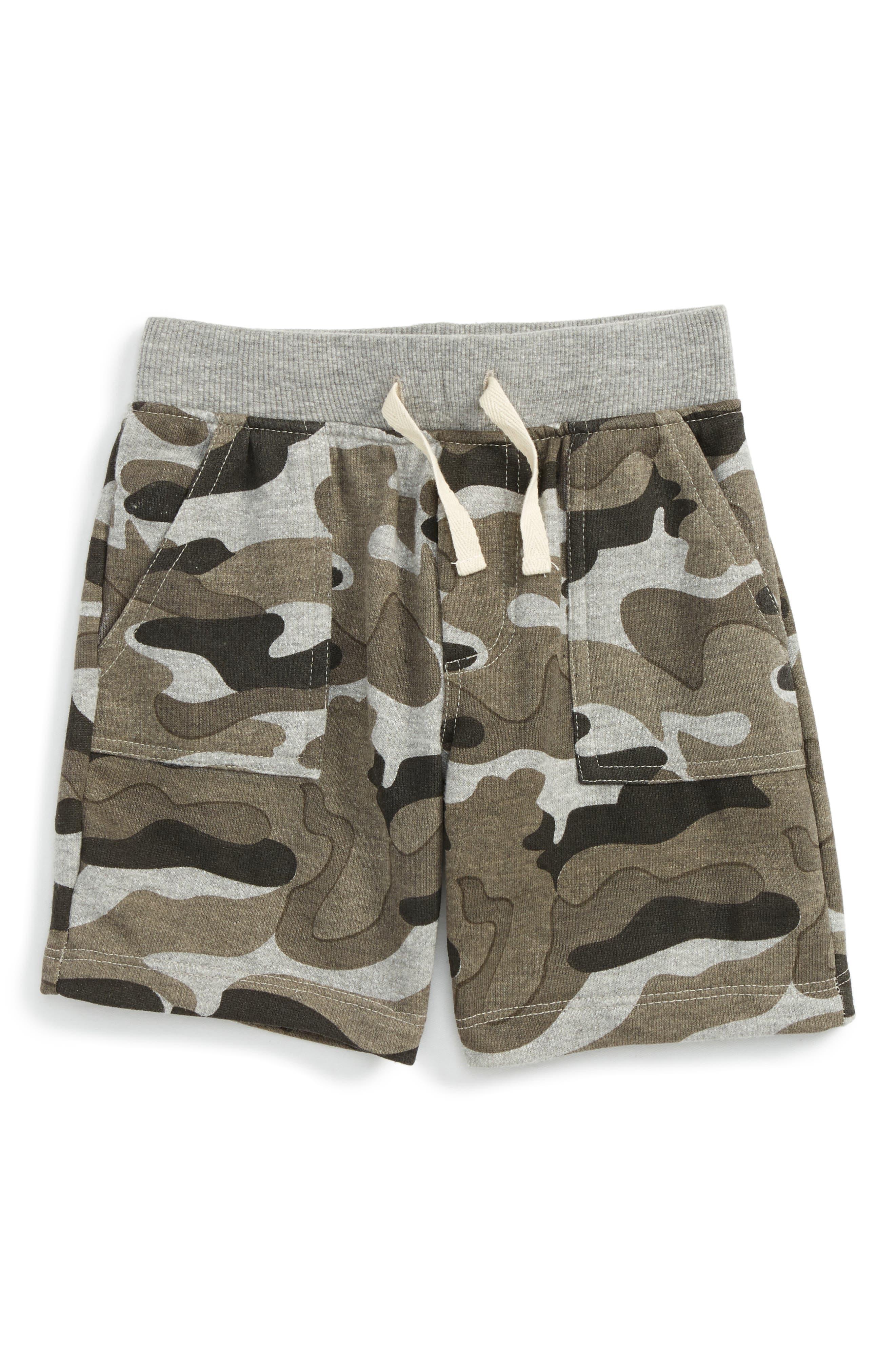 Peek Stephen Camo Shorts (Toddler Boys, Little Boys & Big Boys)